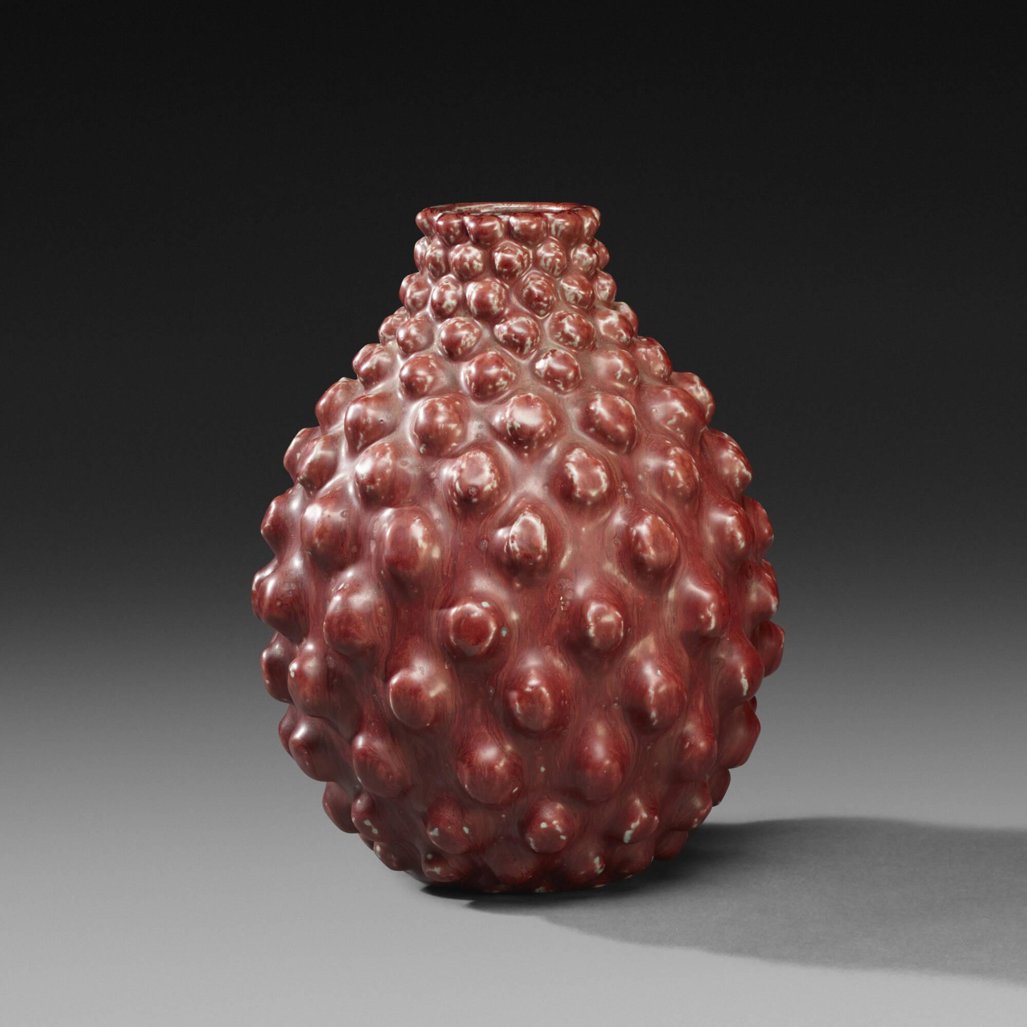 142: Axel Salto / Budding vase (1 of 2)