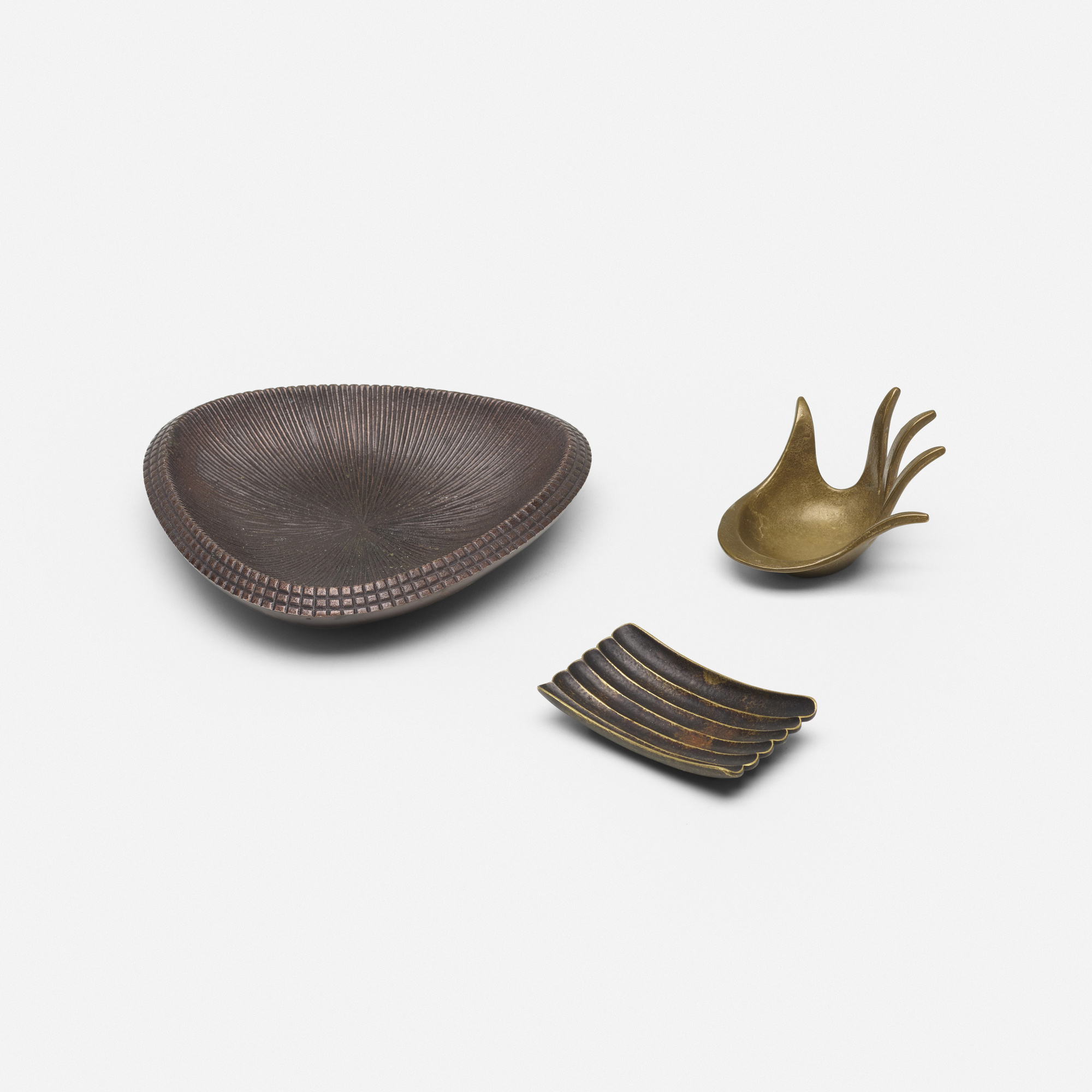 142: Austrian / collection of three desk accessories (1 of 2)