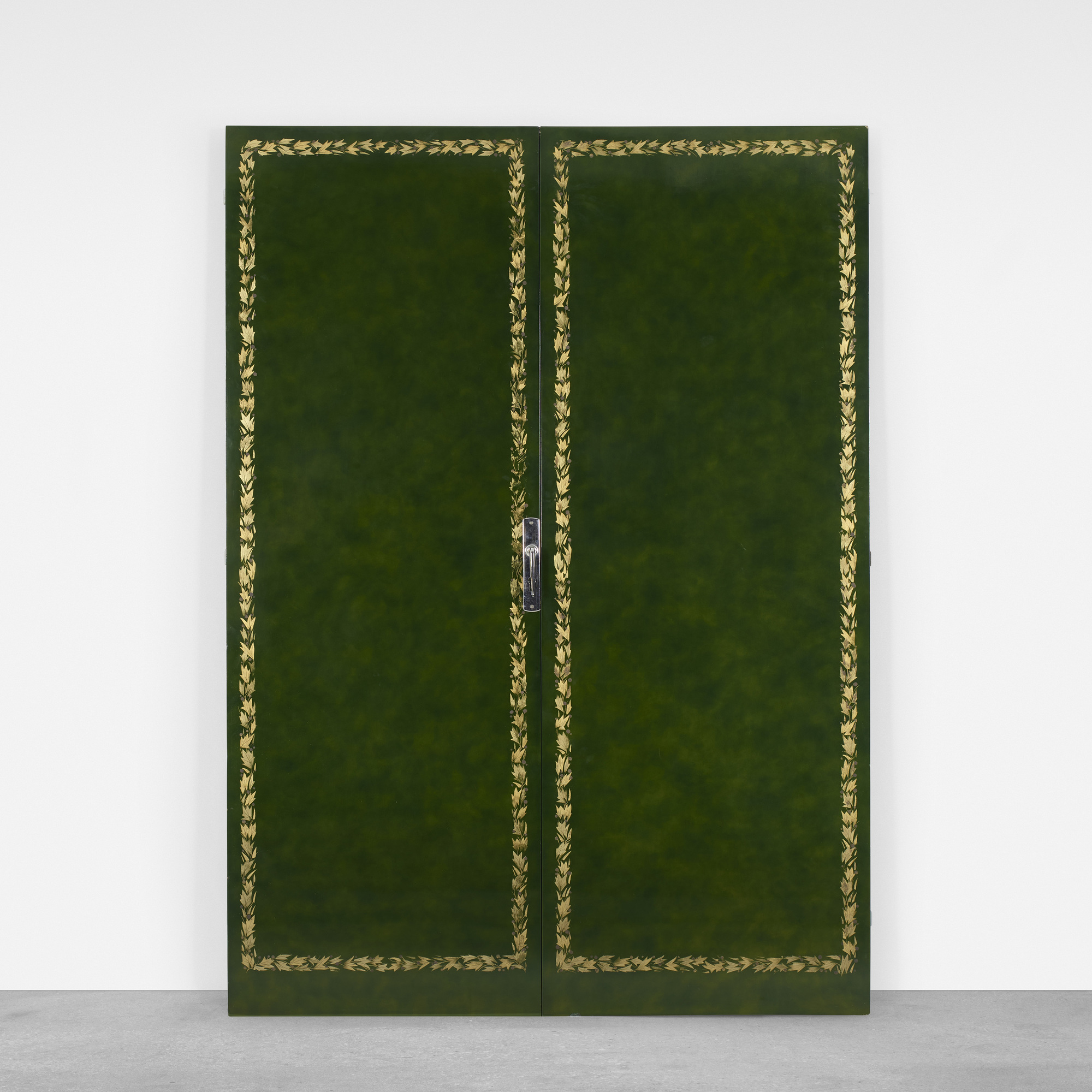 142: Jean Royère / doors, pair (2 of 2)