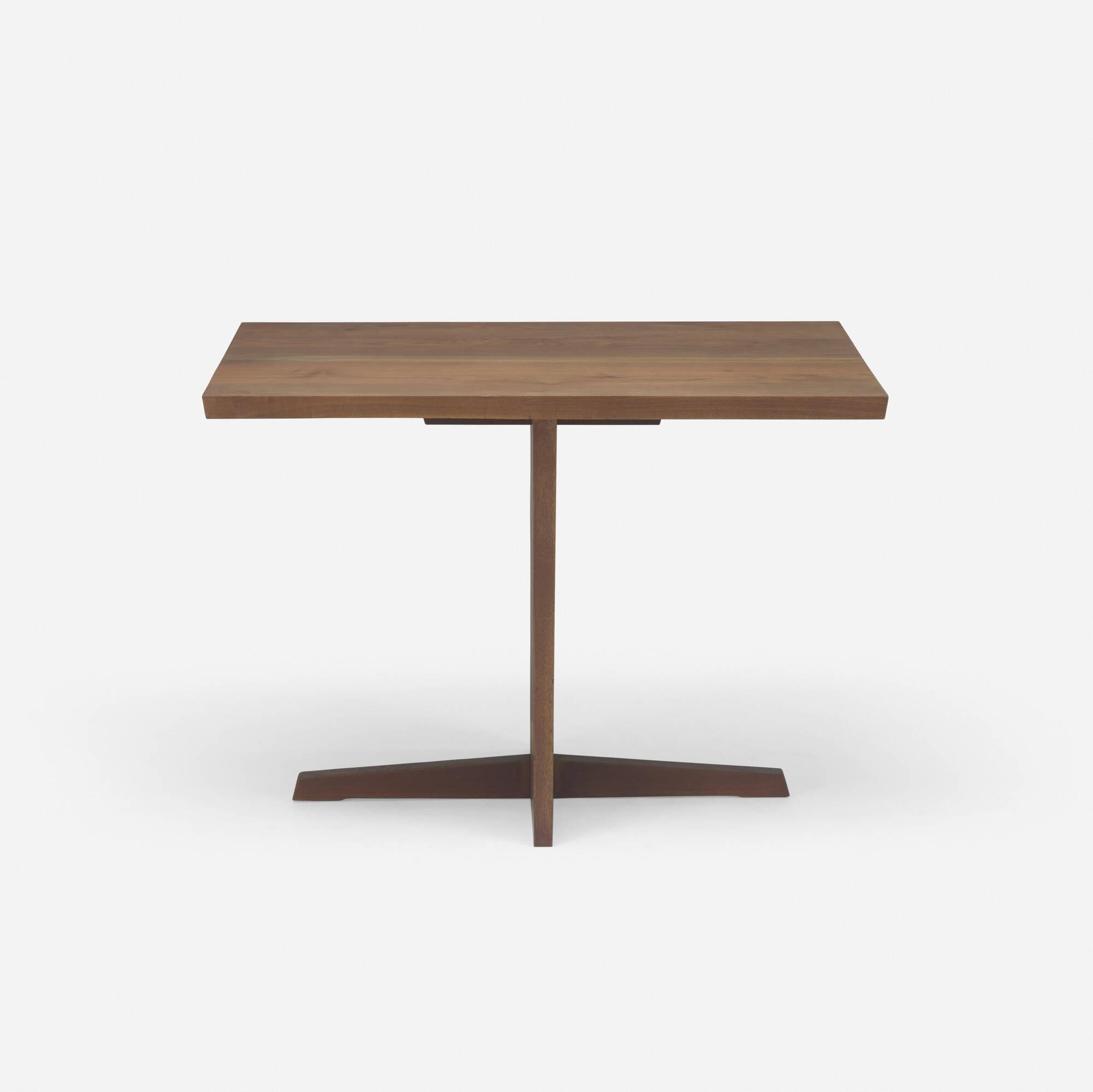 143 george nakashima minguren i table for Email table design