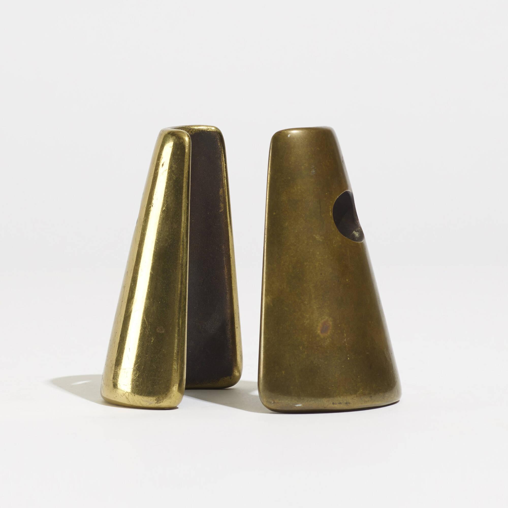 143: Carl Auböck II / bookends, pair (3 of 4)