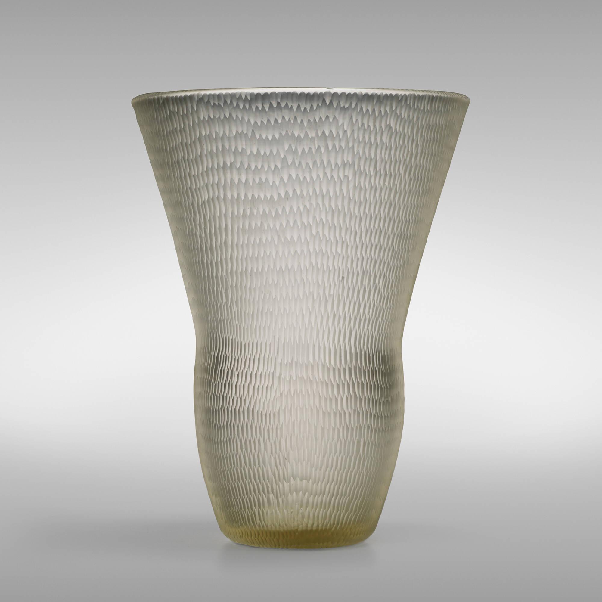144 carlo scarpa battuto vase model 3908 important italian 144 carlo scarpa battuto vase model 3908 1 of 3 floridaeventfo Image collections