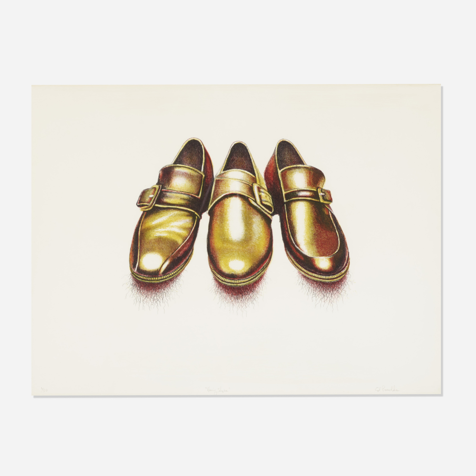 144: Ed Paschke / Hairy Shoes (1 of 1)
