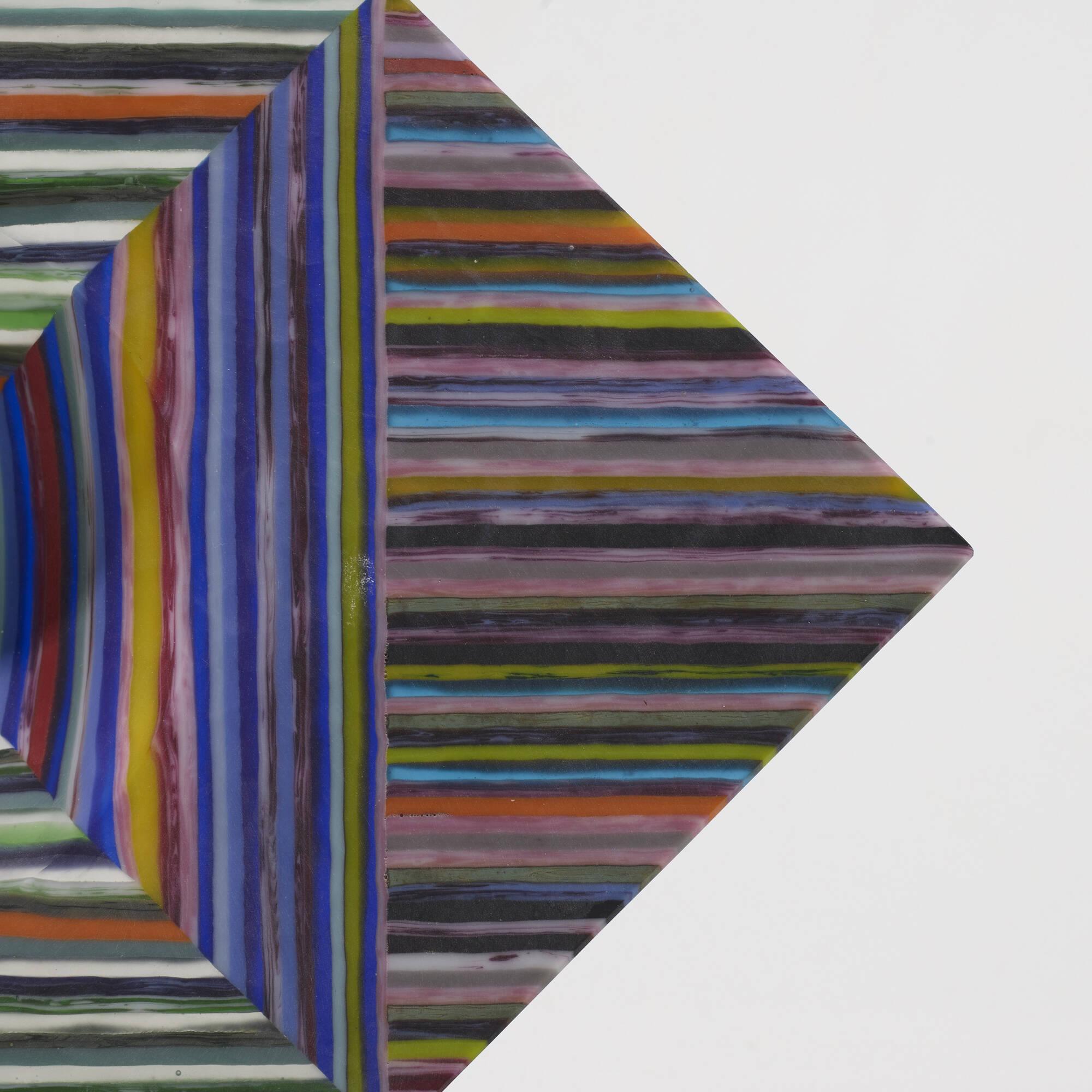 144: Klaus Moje / Schale No. 29 (2 of 3)