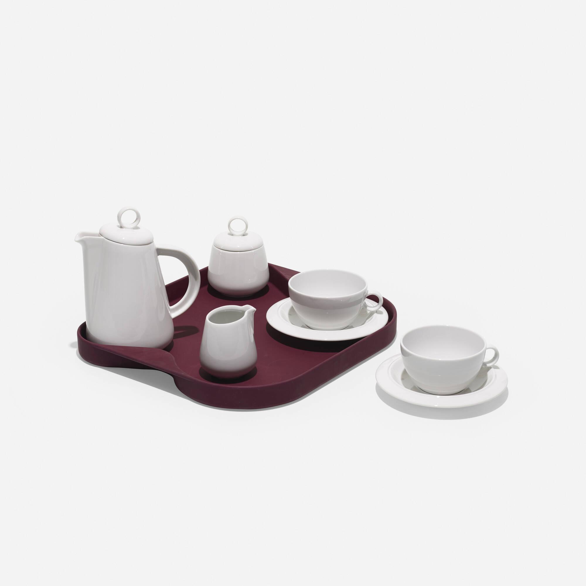144: Achille Castiglioni / Tea for Two tea service (2 of 2)