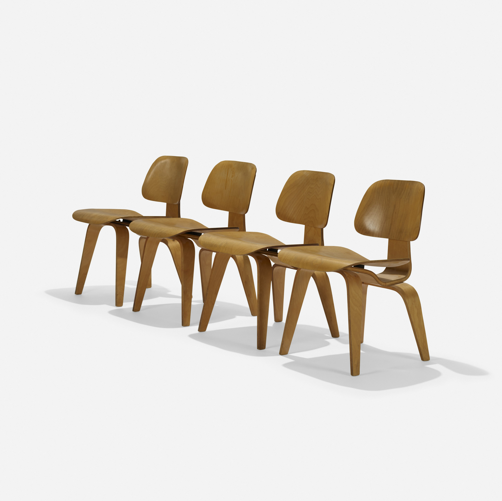 145: Charles and Ray Eames / DCWs, set of four (1 of 4)