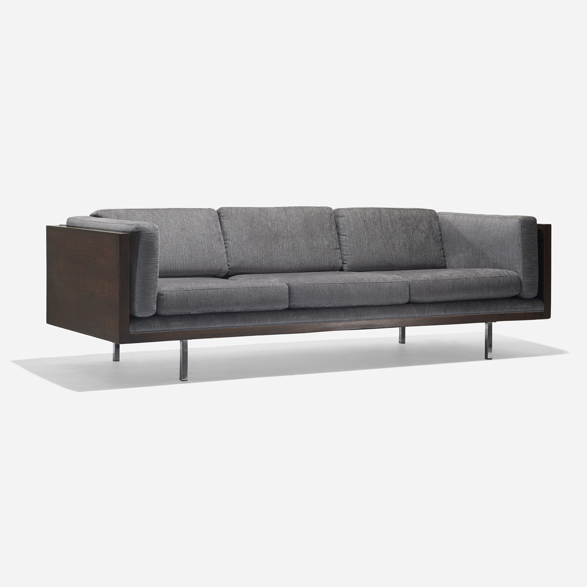 145 Milo Baughman Sofa 1 Of 4