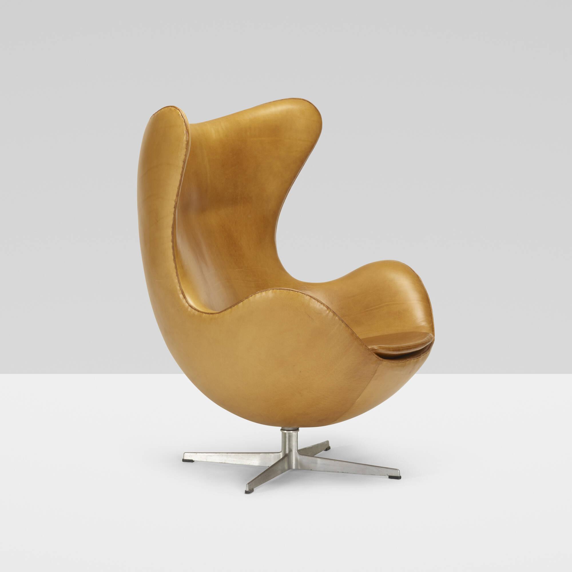 Ordinaire 146: Arne Jacobsen / Egg Chair (1 Of 4)