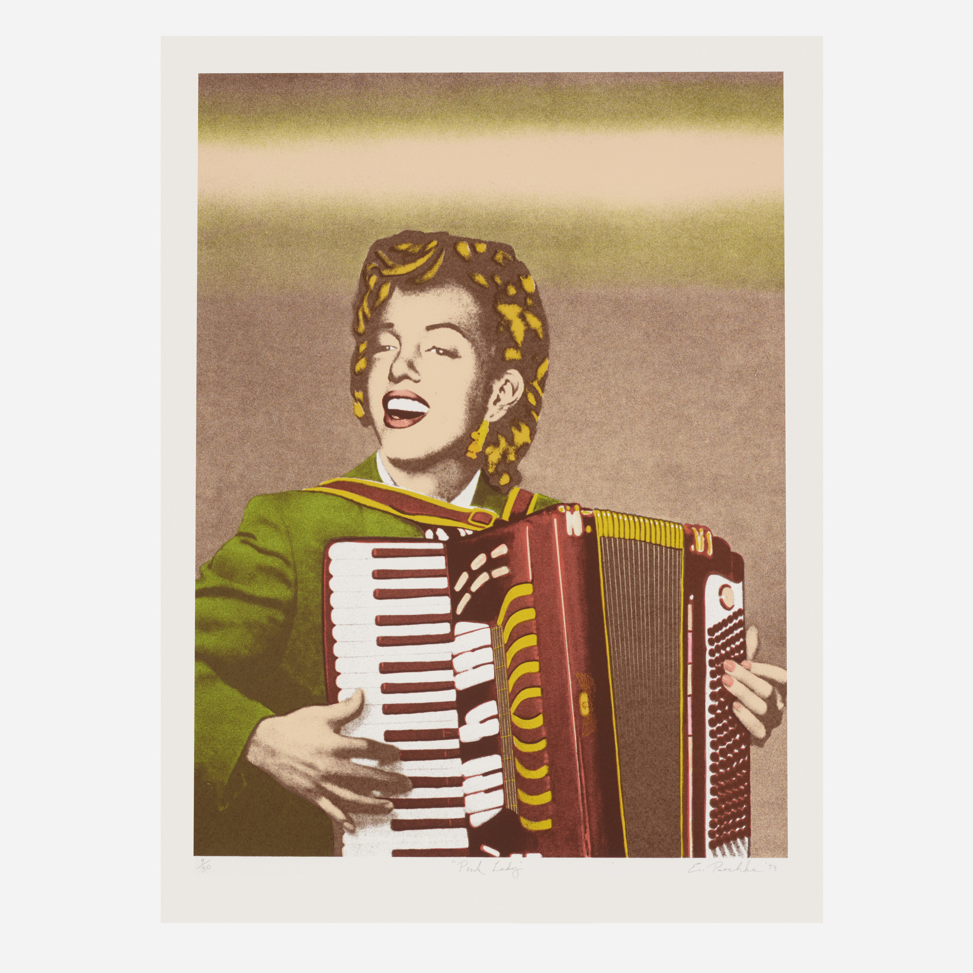 146: Ed Paschke / Pink Lady (1 of 1)