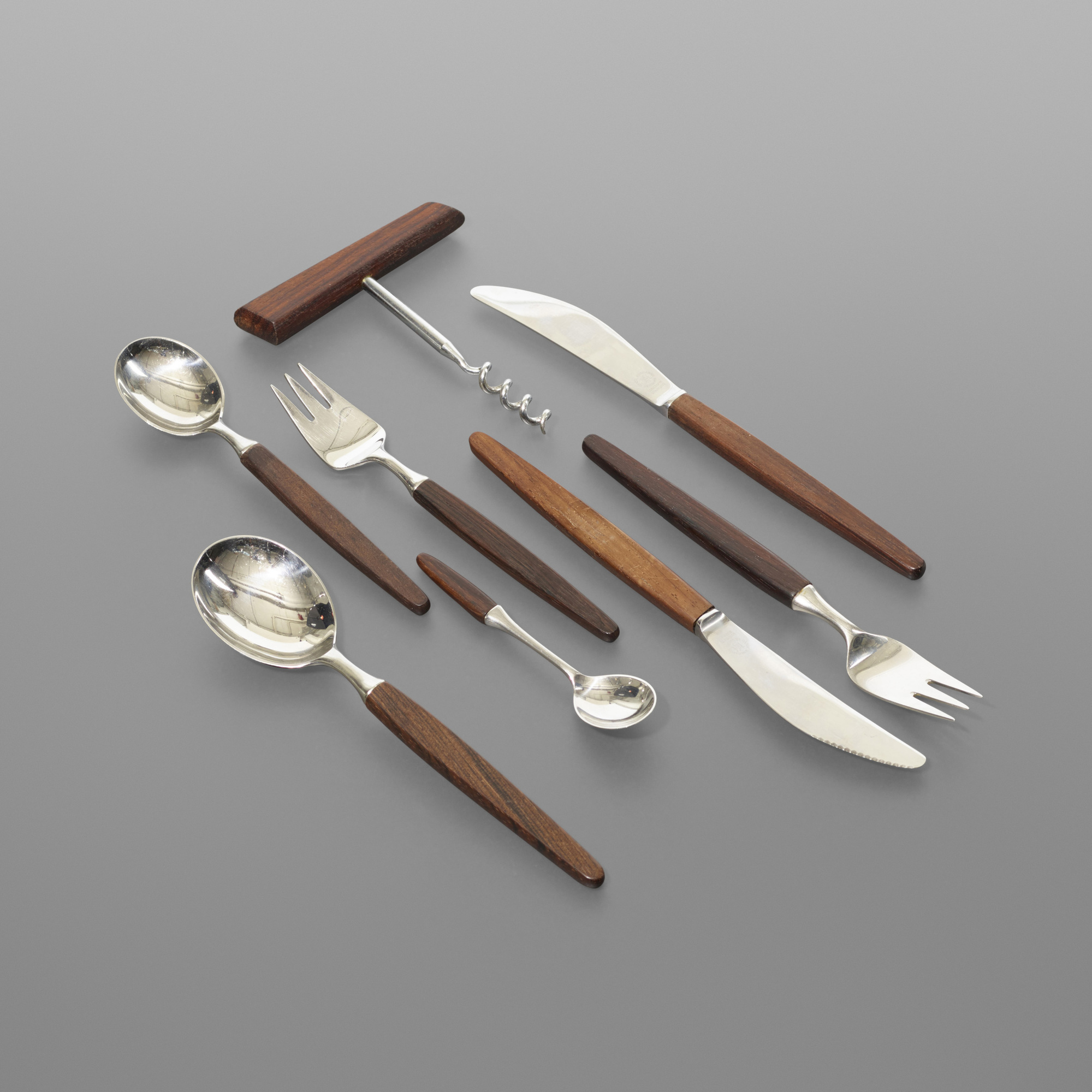 146: Tias Eckhoff / flatware set (1 of 2)