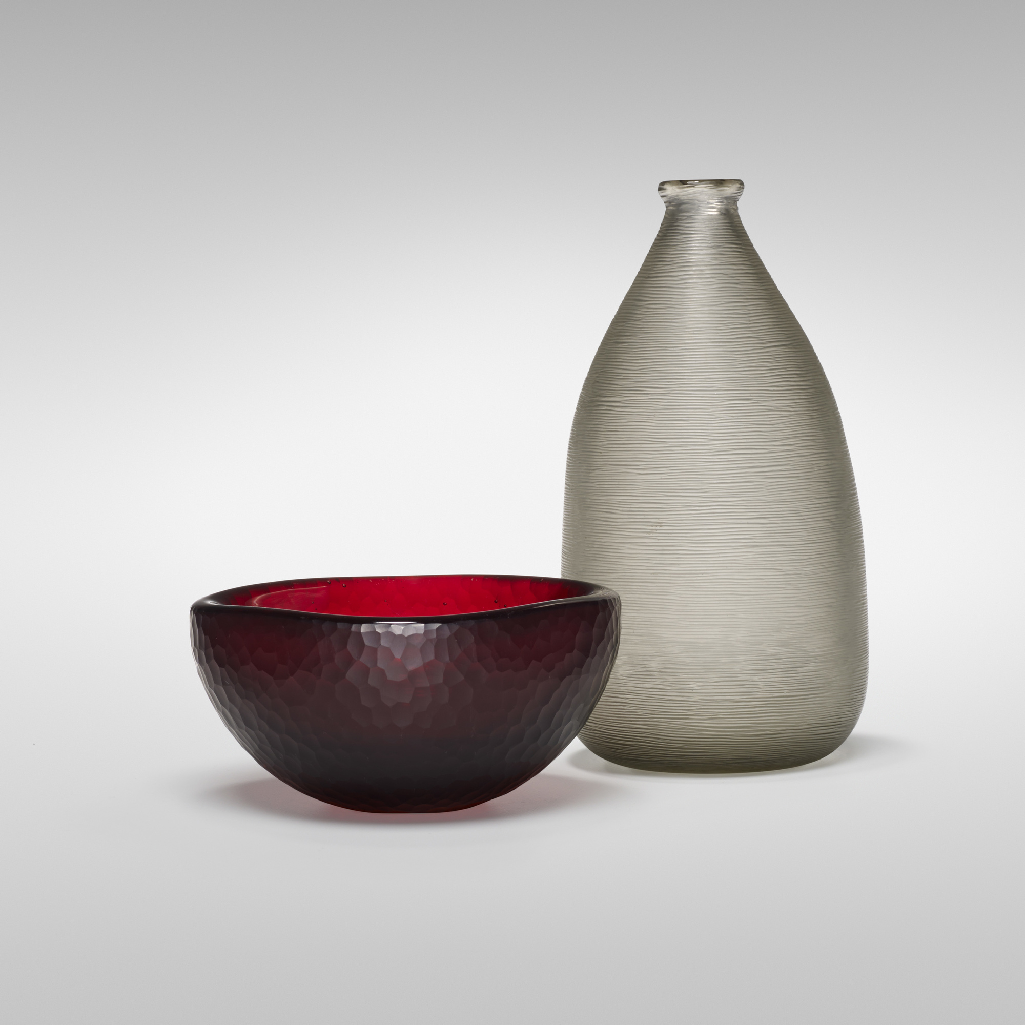 146 carlo scarpa inciso vase important italian glass 20 may 146 carlo scarpa inciso vase 2 of 2 floridaeventfo Image collections