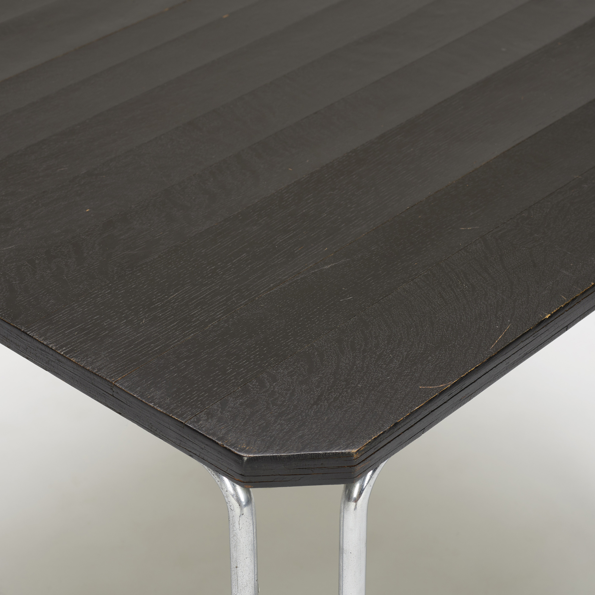 146: Marcel Breuer / table, model B10 (3 of 3)