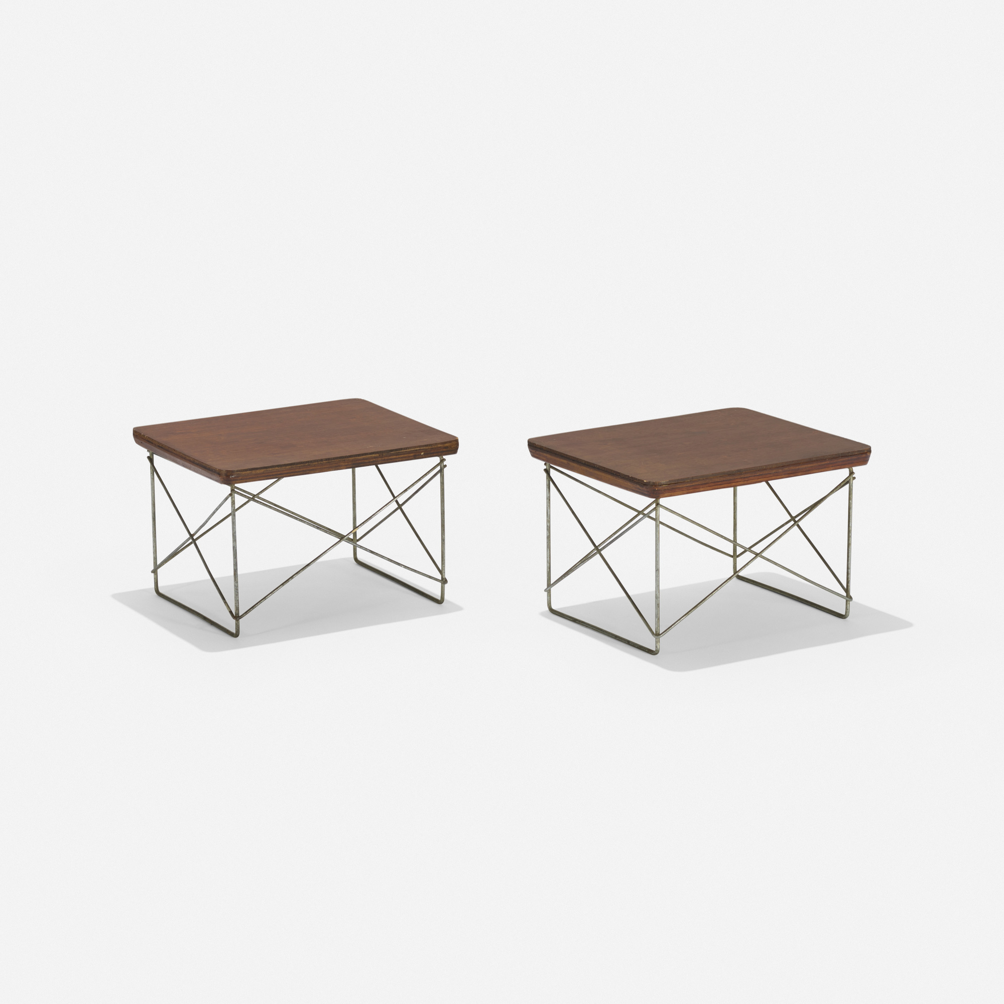 147: Charles and Ray Eames / LTRs, pair (1 of 2)