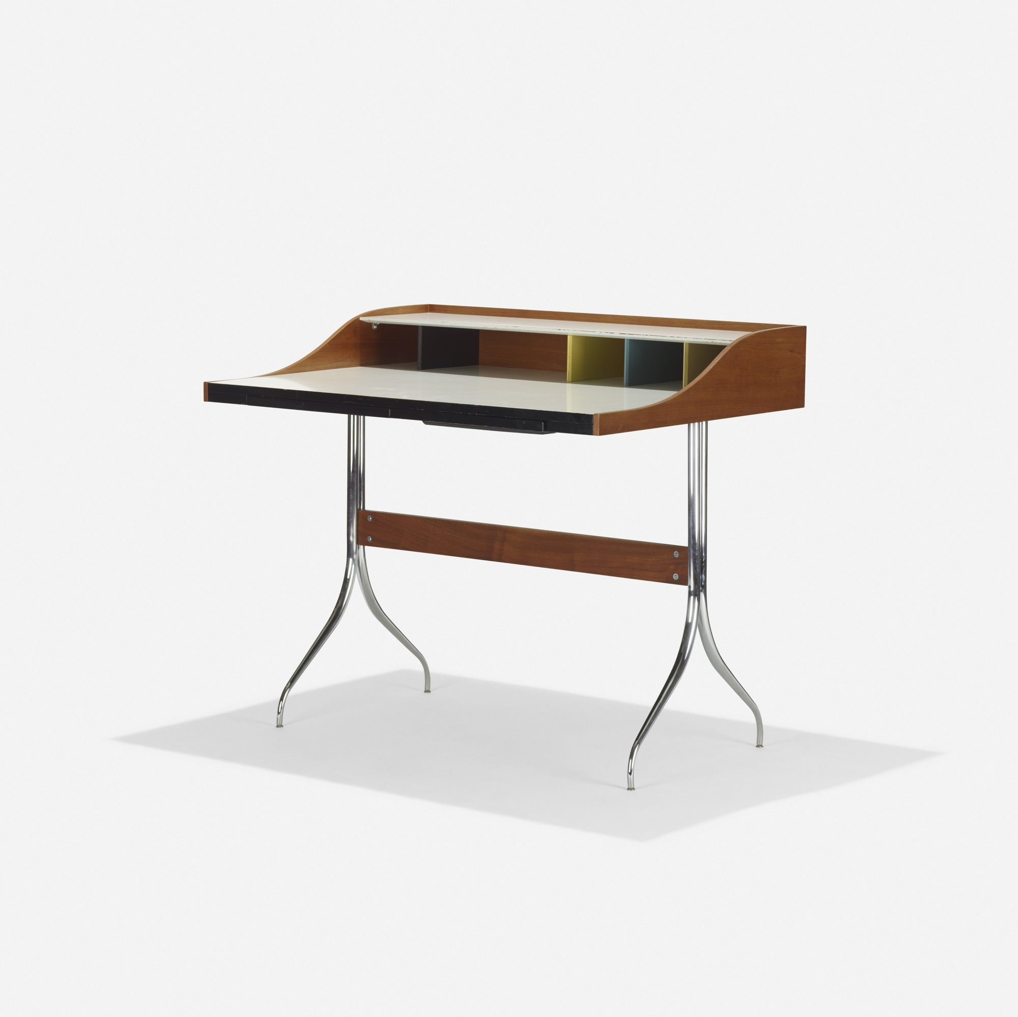 147: George Nelson U0026 Associates / Swag Leg Desk (1 Of ...