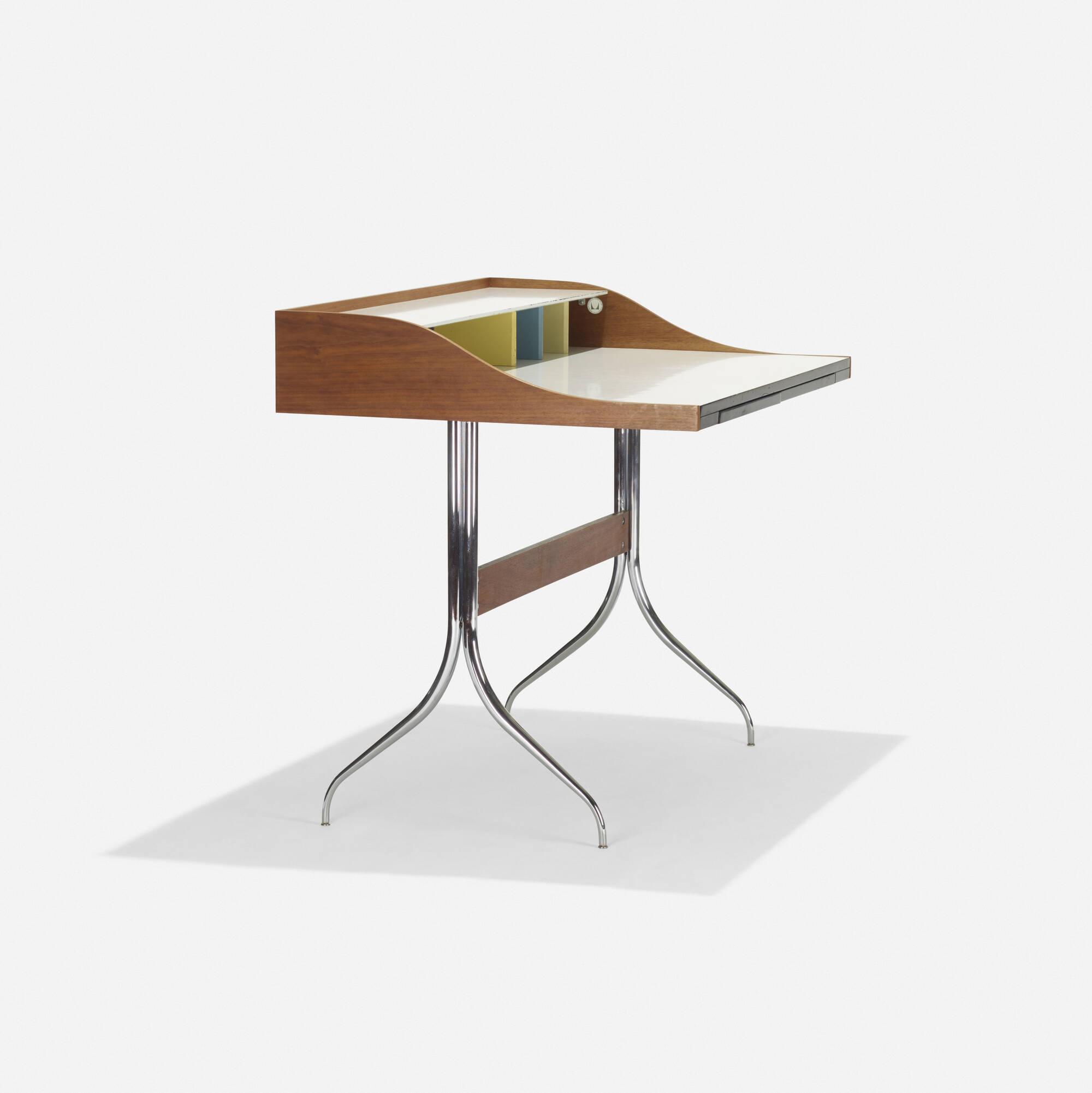 ... 147: George Nelson U0026 Associates / Swag Leg Desk (2 Of ...