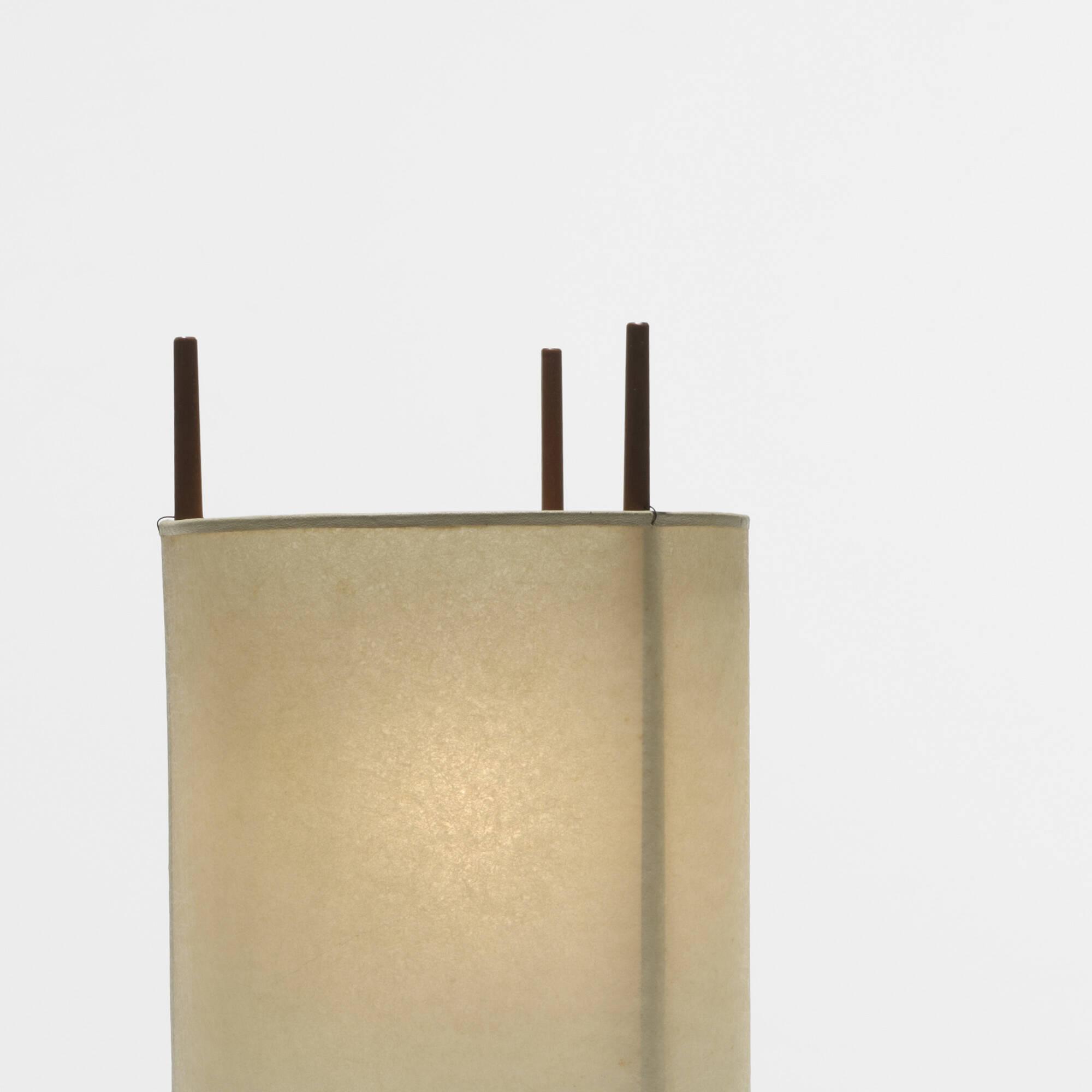 147: ISAMU NOGUCHI, table lamp