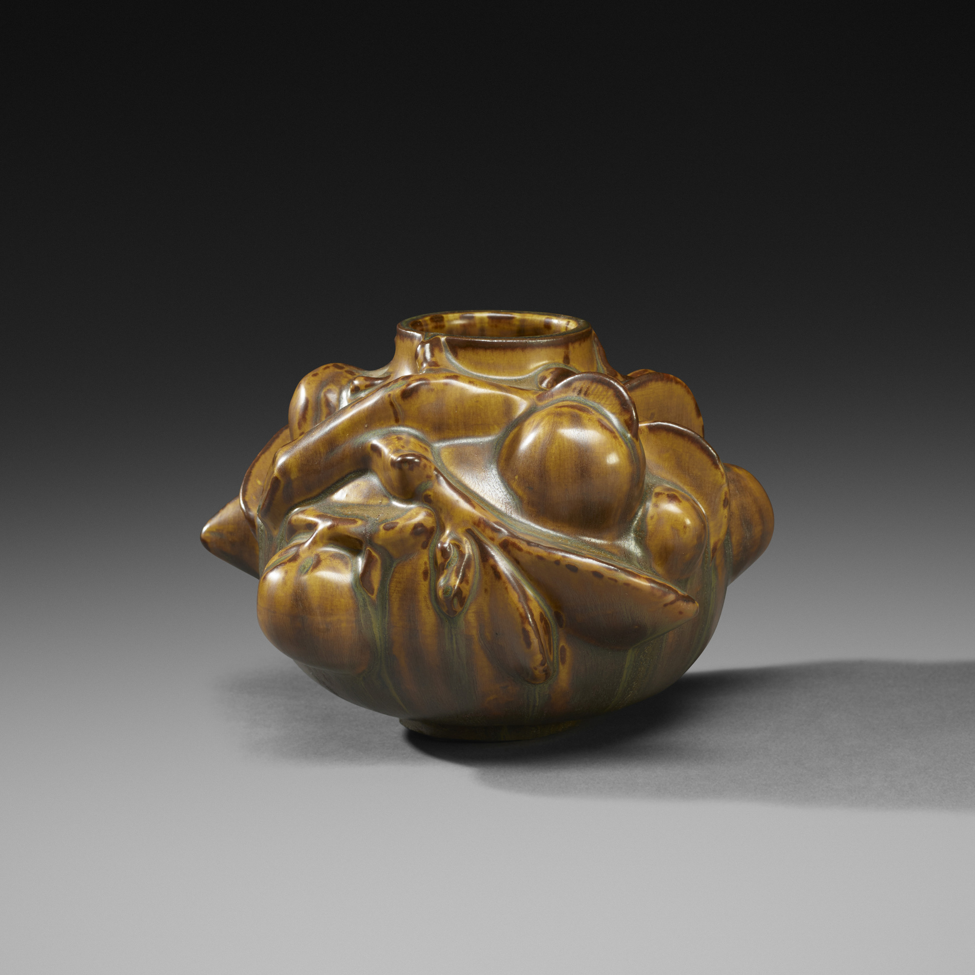 148: Axel Salto / Budding Fruits vase (1 of 3)