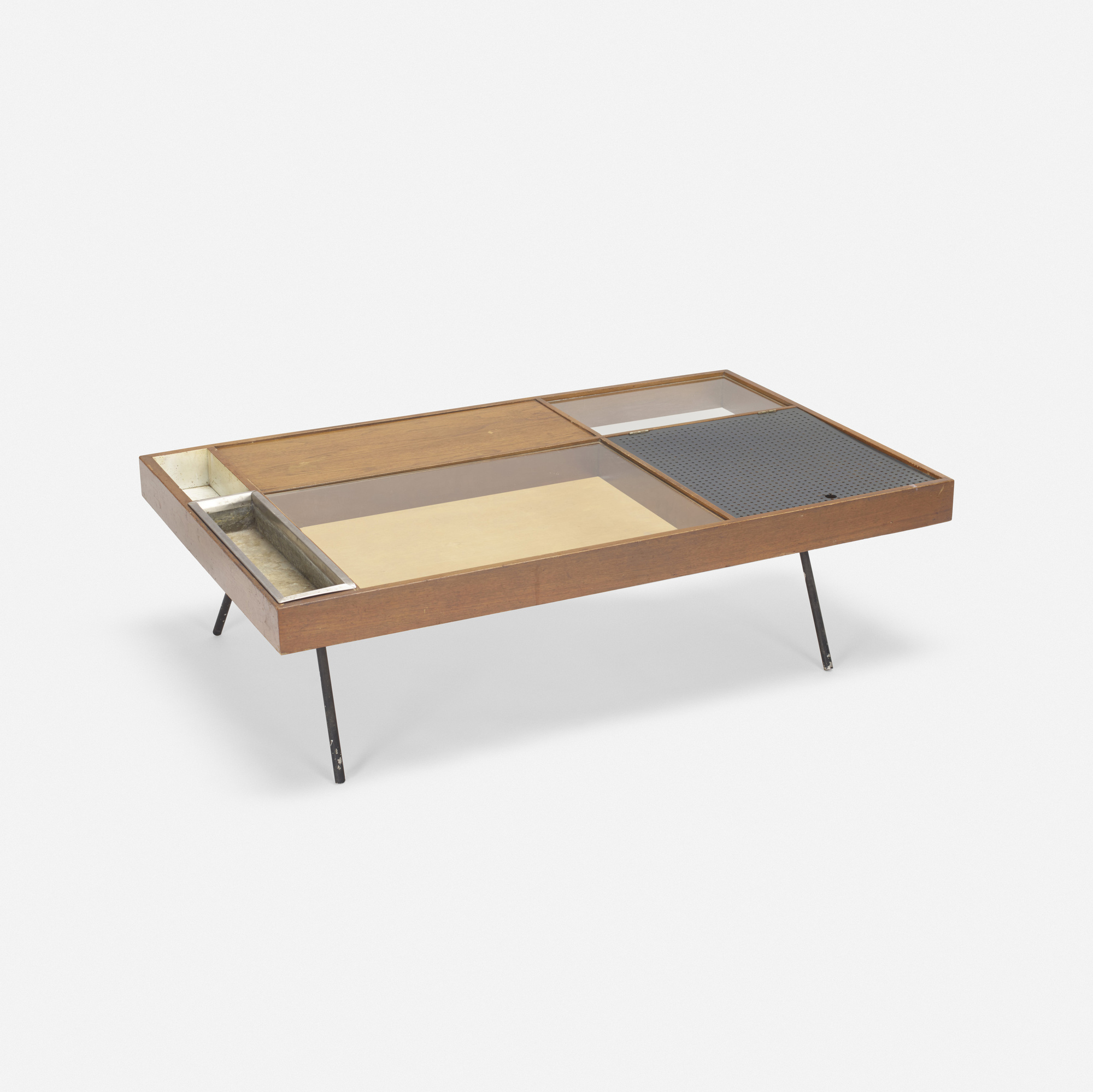 Gentil 148: Milo Baughman / Coffee Table (1 Of 3)
