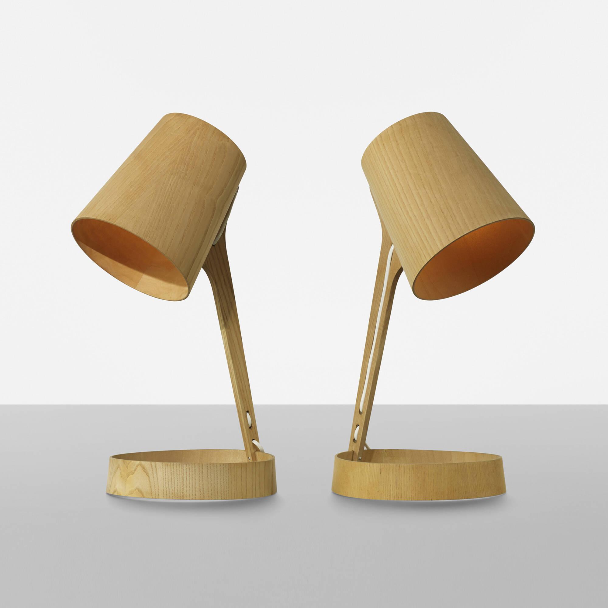 148: Yngve Ekström / table lamps, pair (1 of 4)