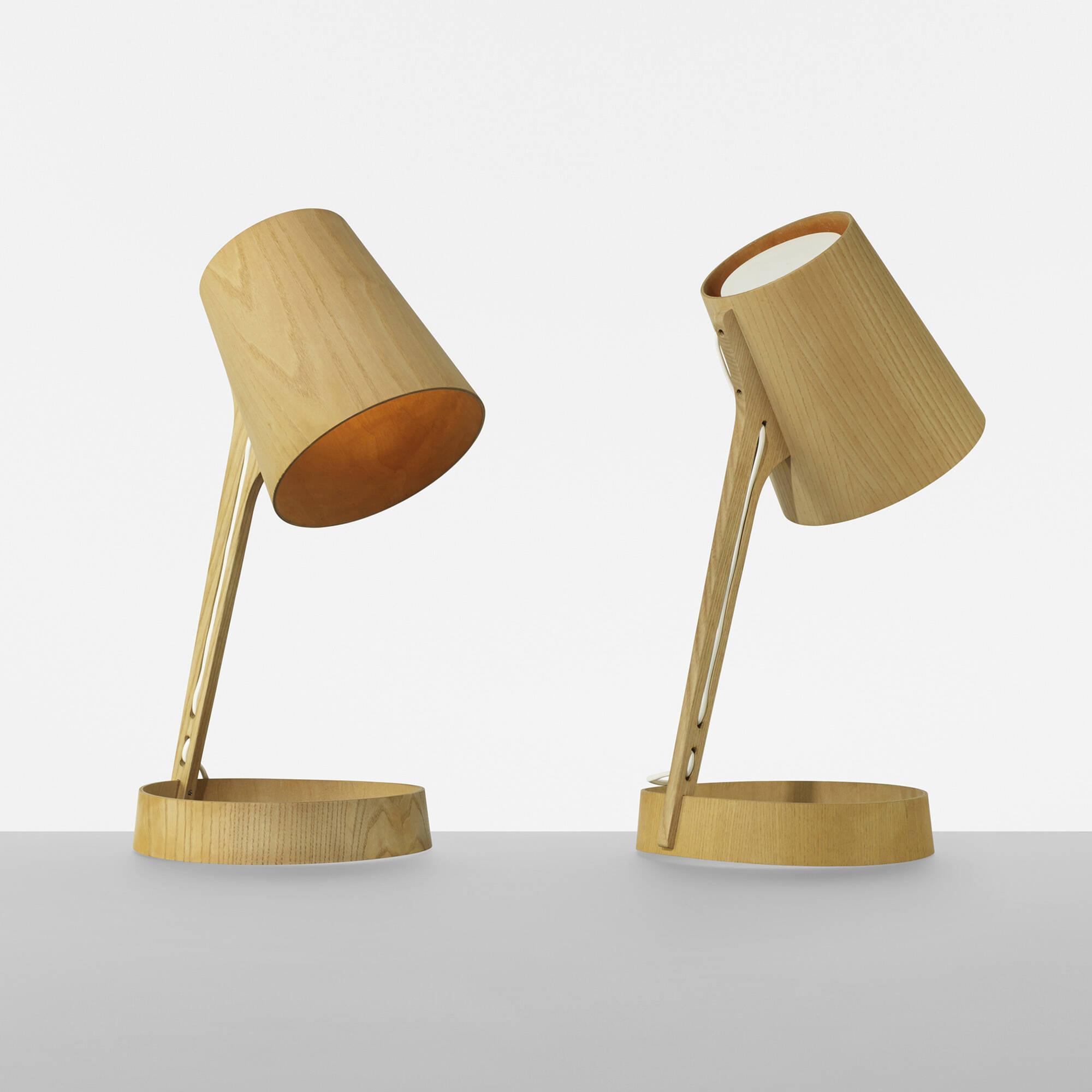 148: Yngve Ekström / table lamps, pair (2 of 4)
