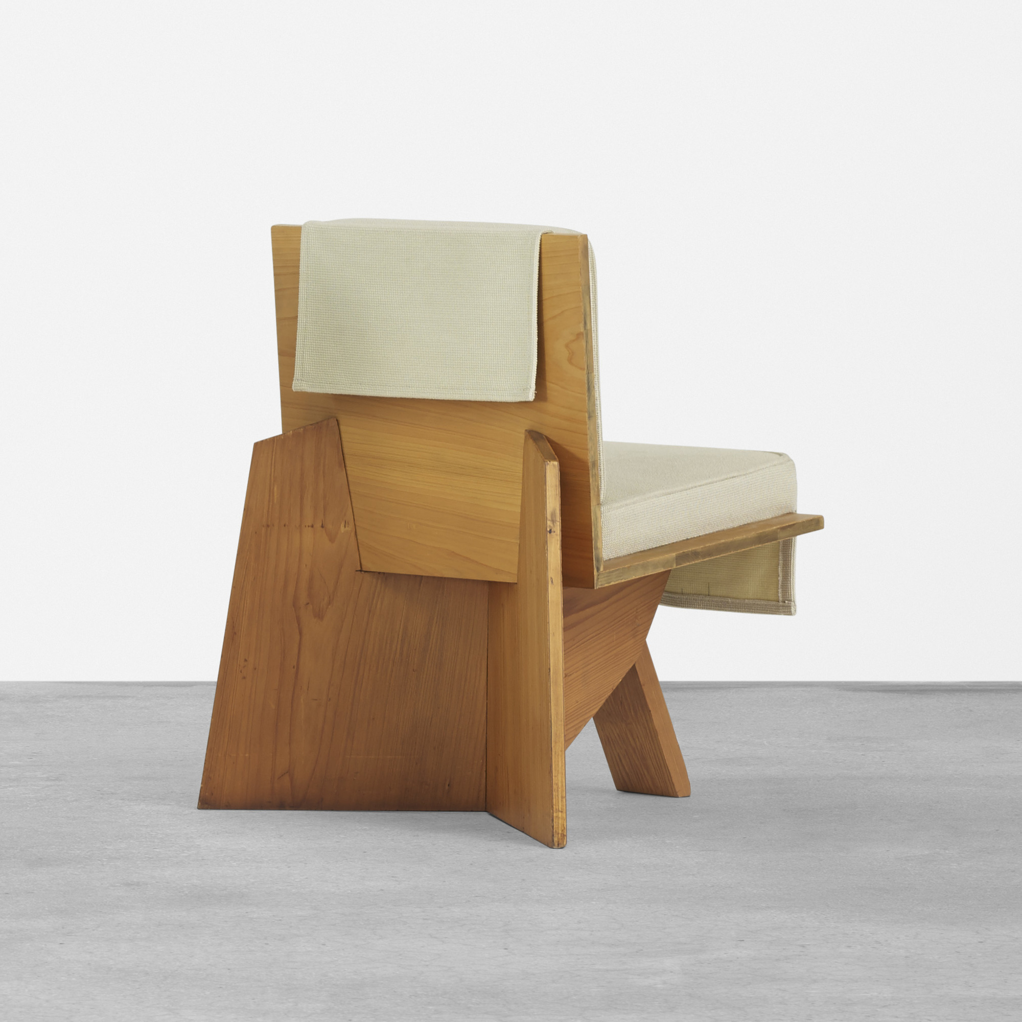 Furniture Design Kansas City 148: frank lloyd wright / pair of lounge chairs from the clarence