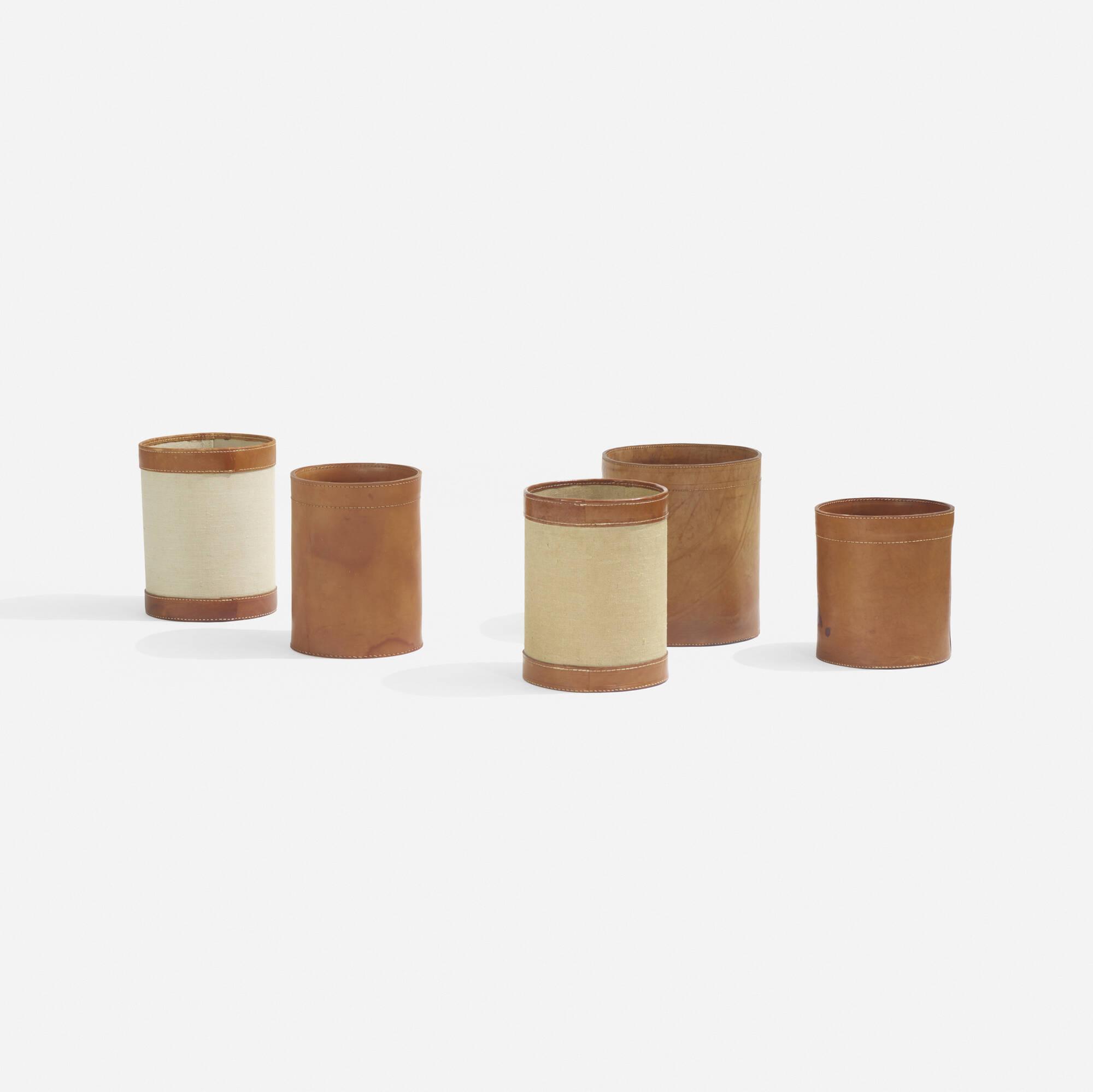 149: Den Permanente / wastepaper baskets, set of five (1 of 2)