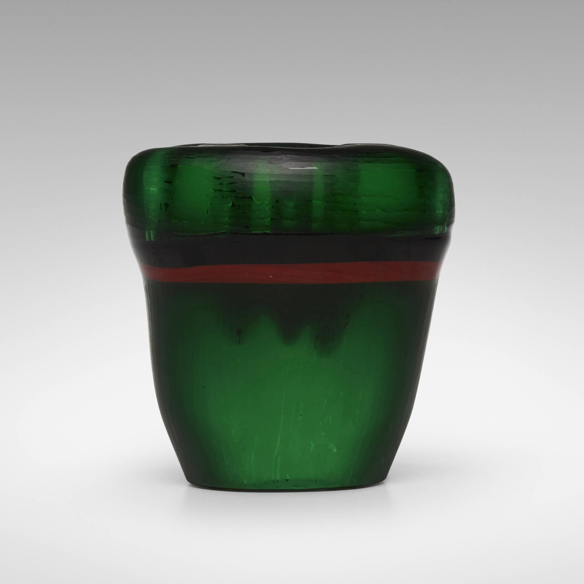 149: Fulvio Bianconi / Sasso vase (2 of 3)