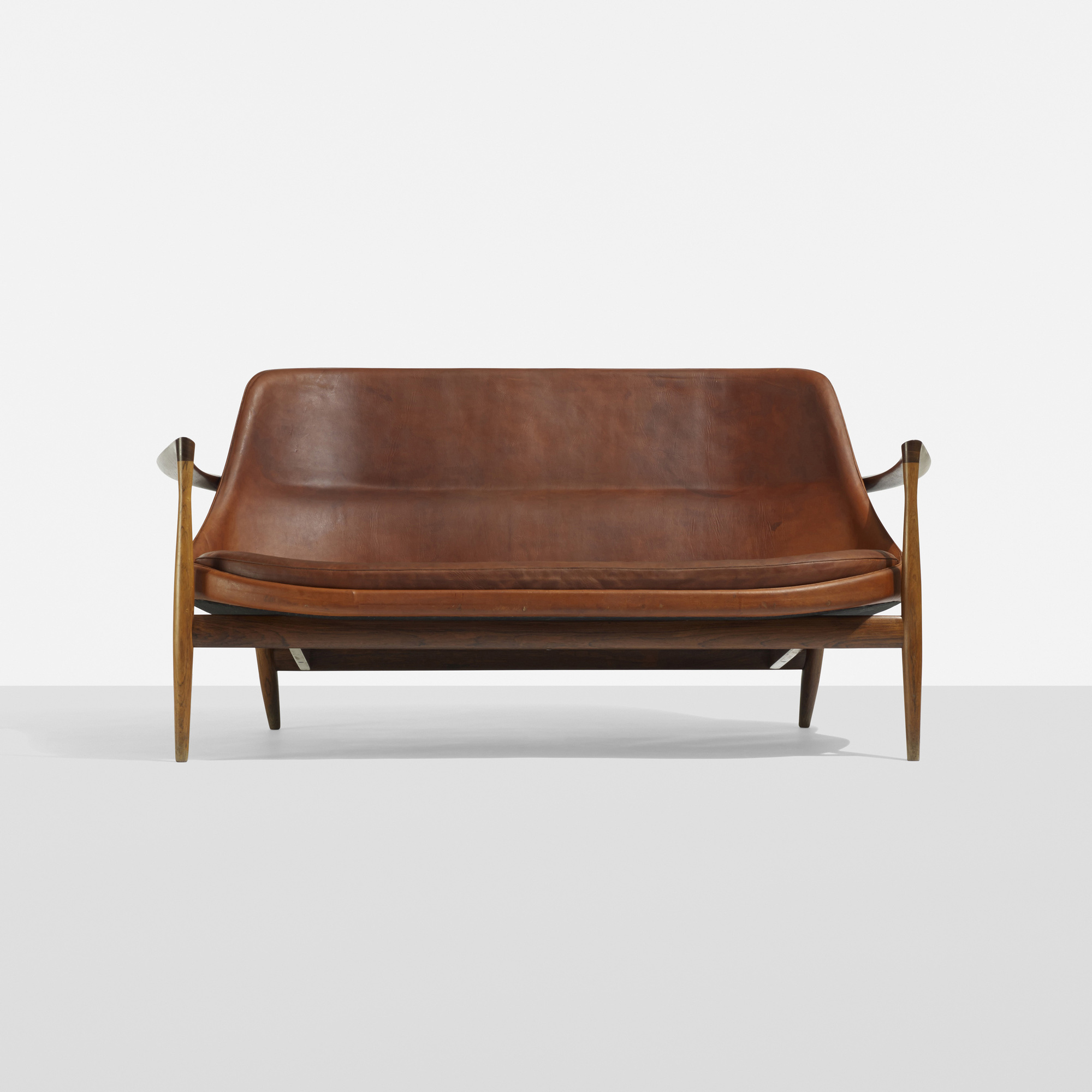 149 ib kofod larsen rare elizabeth sofa for Danish design sofa
