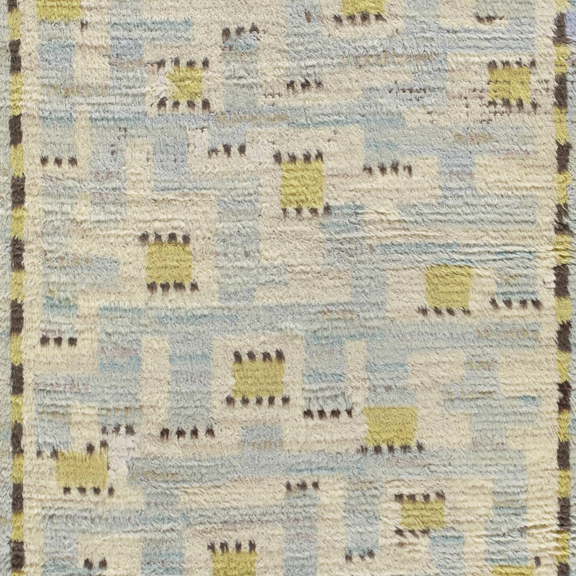 149: Märta Måås-Fjetterström / Turkosryan rya carpet (2 of 2)