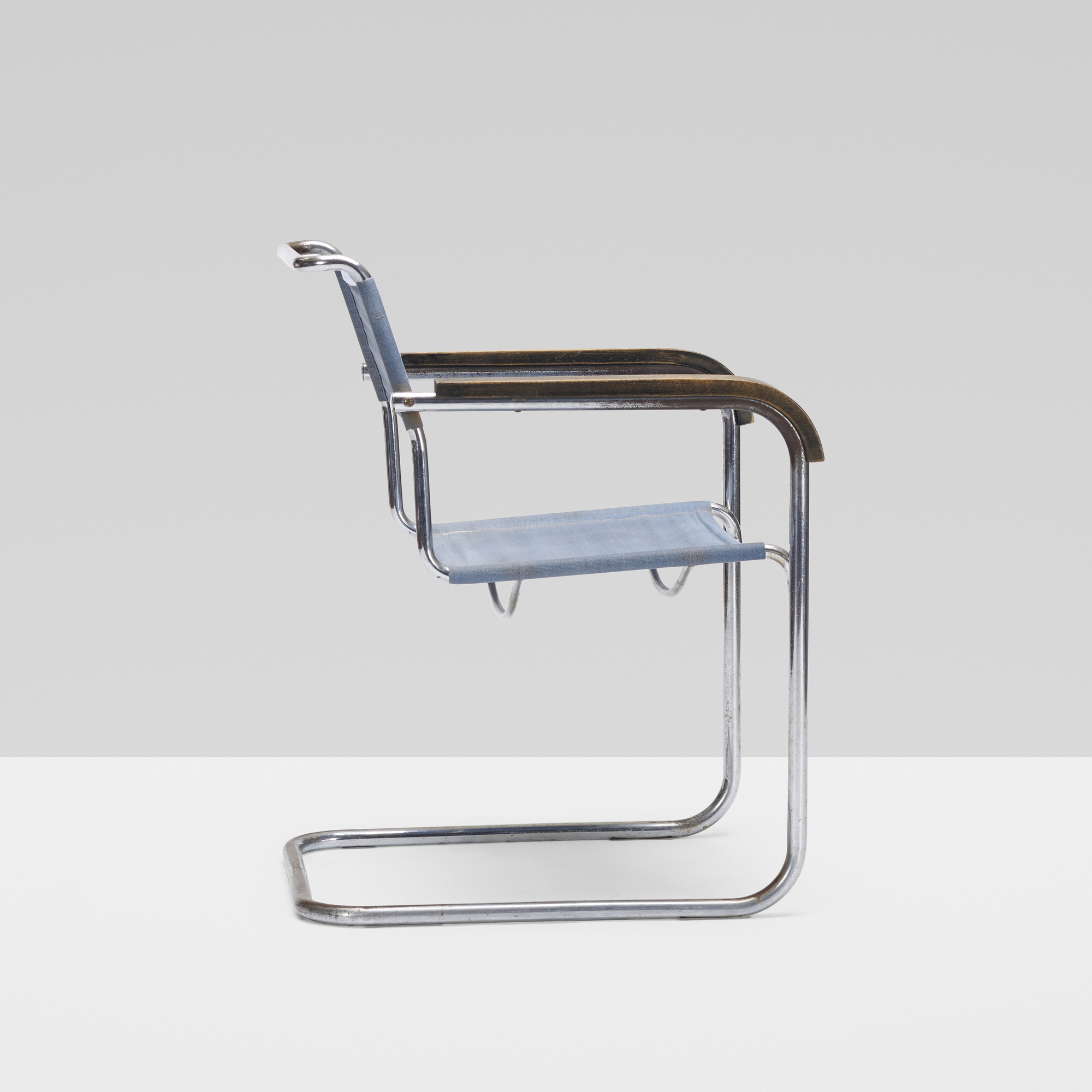 149: Marcel Breuer / armchair, model B32 (3 of 4)