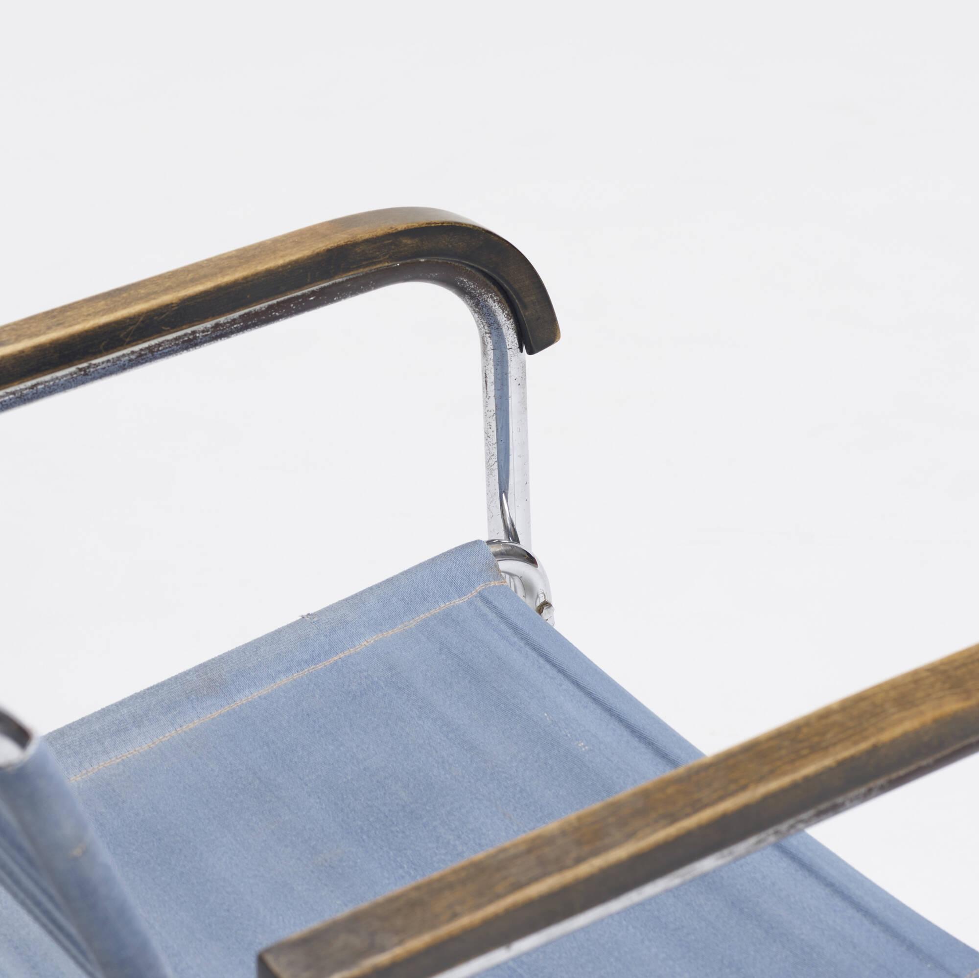 149: Marcel Breuer / armchair, model B32 (4 of 4)