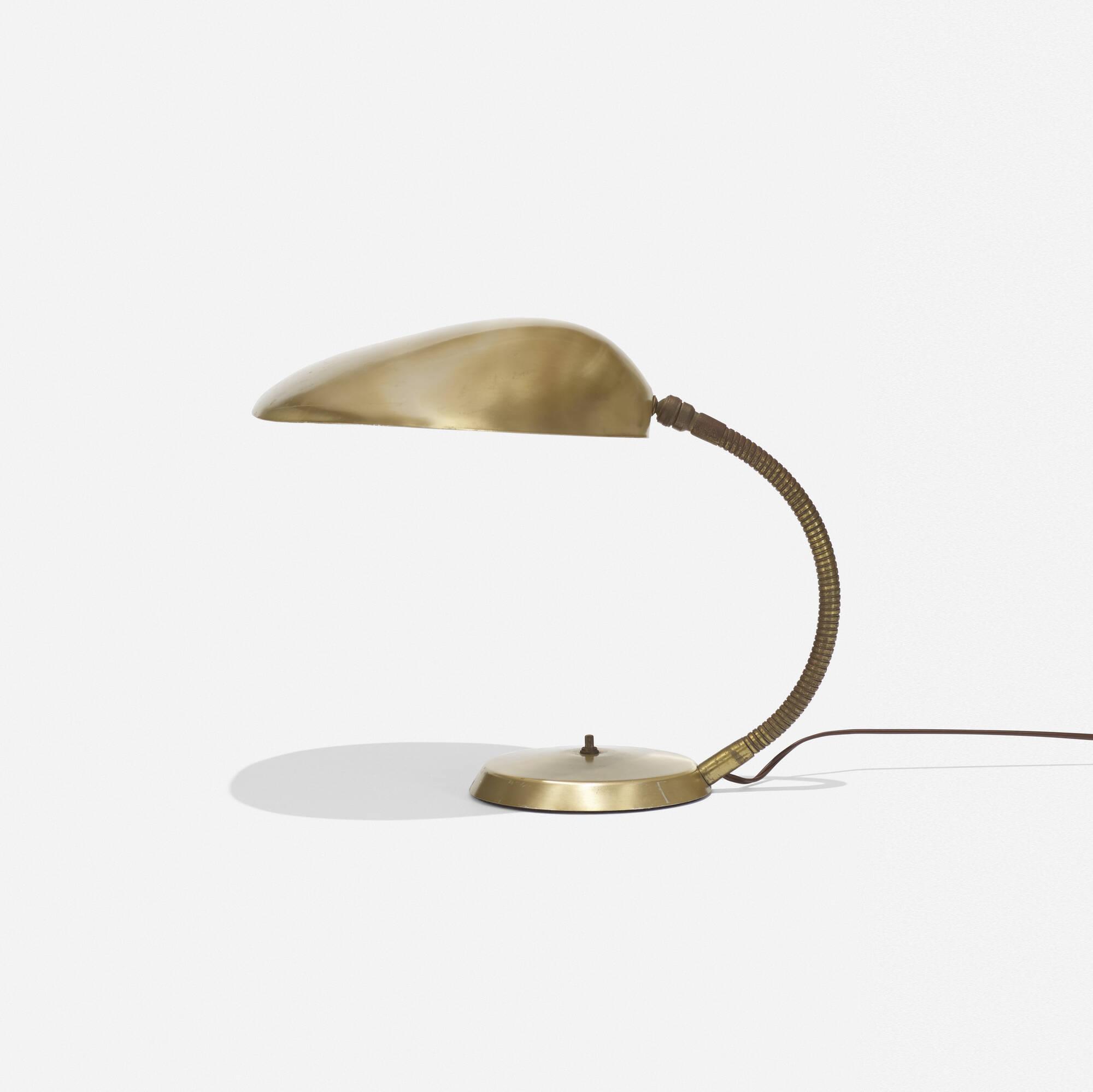 150: Greta Magnusson Grossman / Cobra table lamp (1 of 4)
