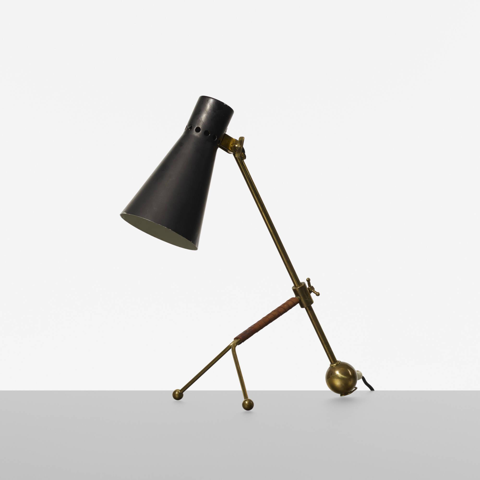 150: Tapio Wirkkala / table lamp, model K11-16 (1 of 1)