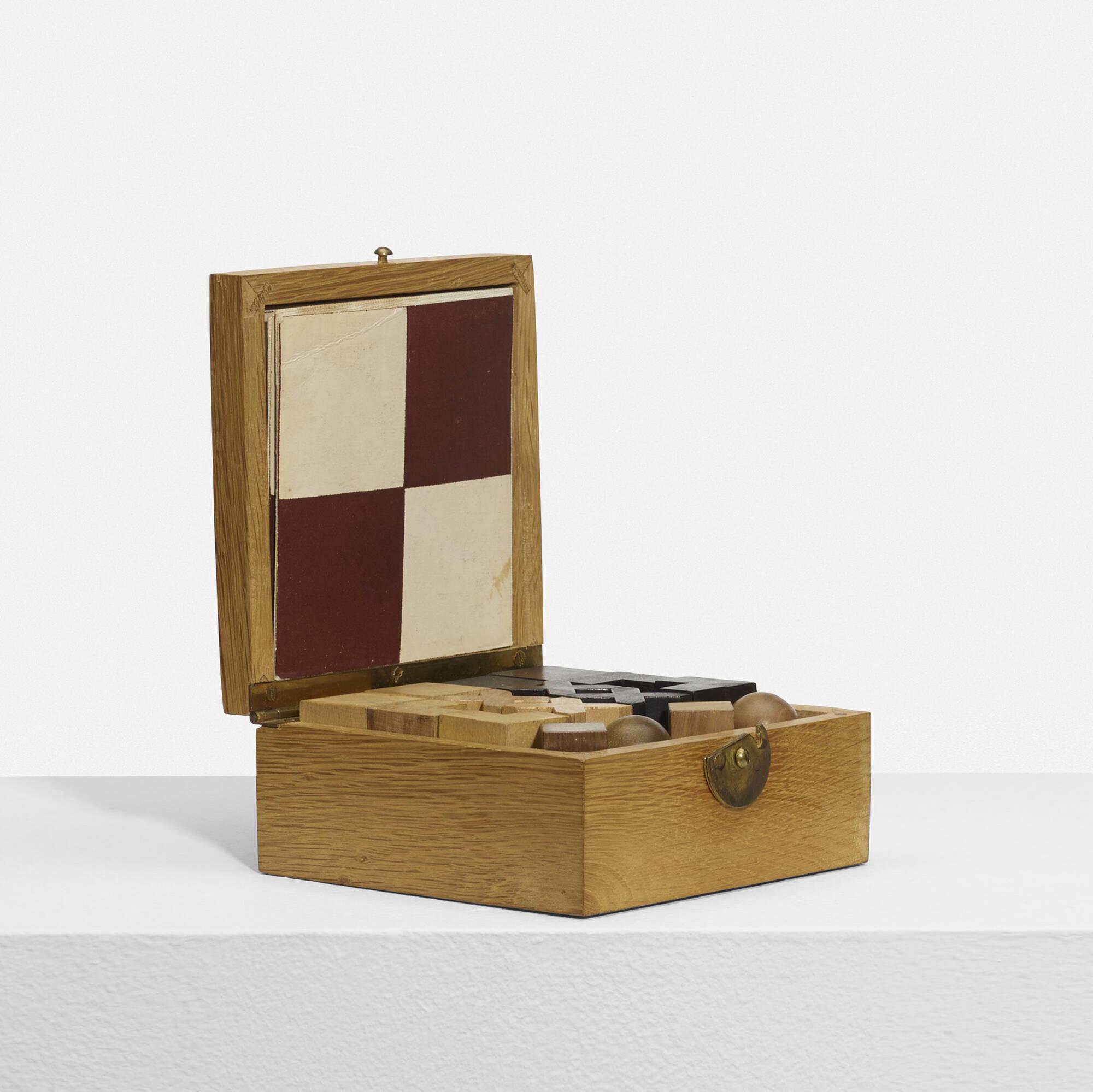150: Josef Hartwig / Bauhaus chess set (2 of 2)
