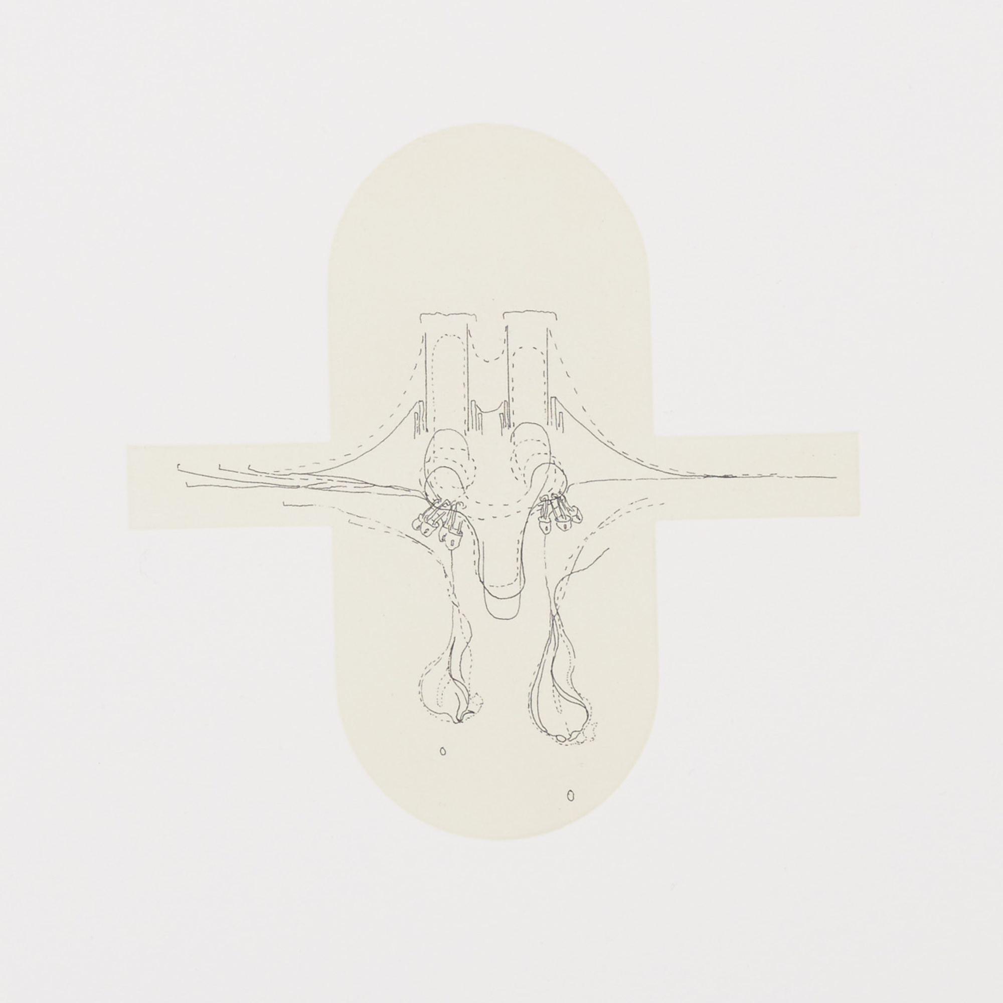 150: Matthew Barney / Cremaster: Field Suite (portfolio of five works) (3 of 3)