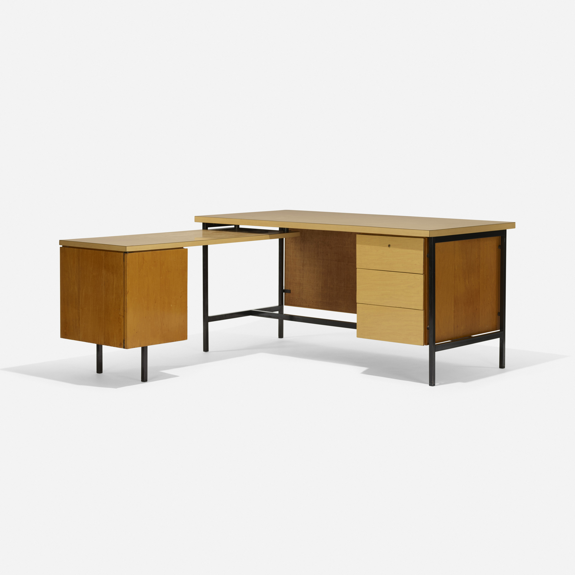 151 Florence Knoll Secretarial Desk Model 1543 1 Of 3