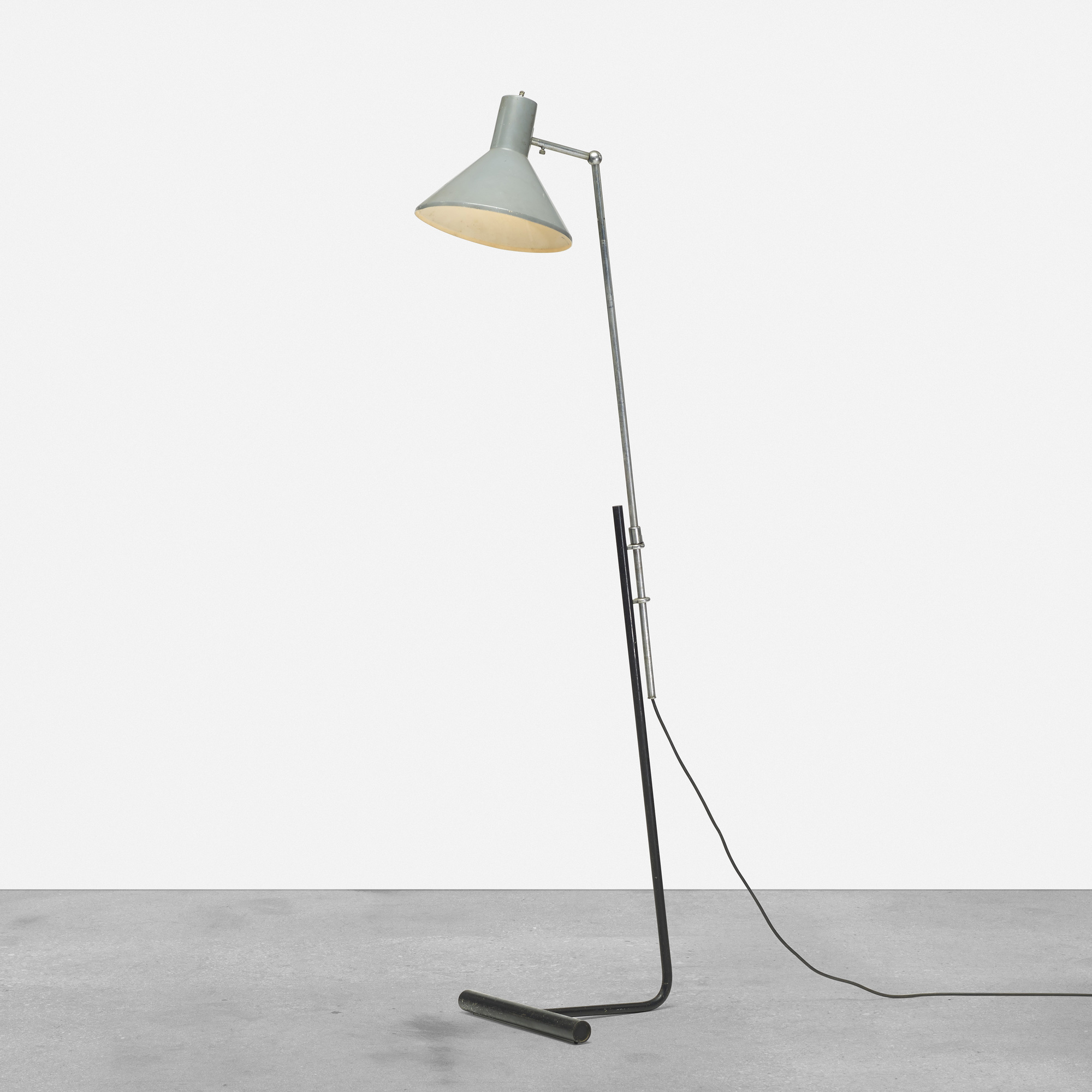 151 Gino Sarfatti Floor Lamp Model 1045n Design 10 December