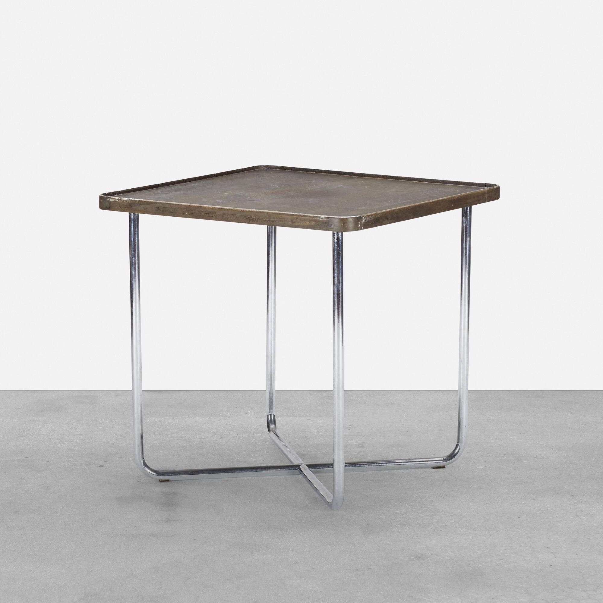 151: Desta Stahlmöbel / occasional table (1 of 3)
