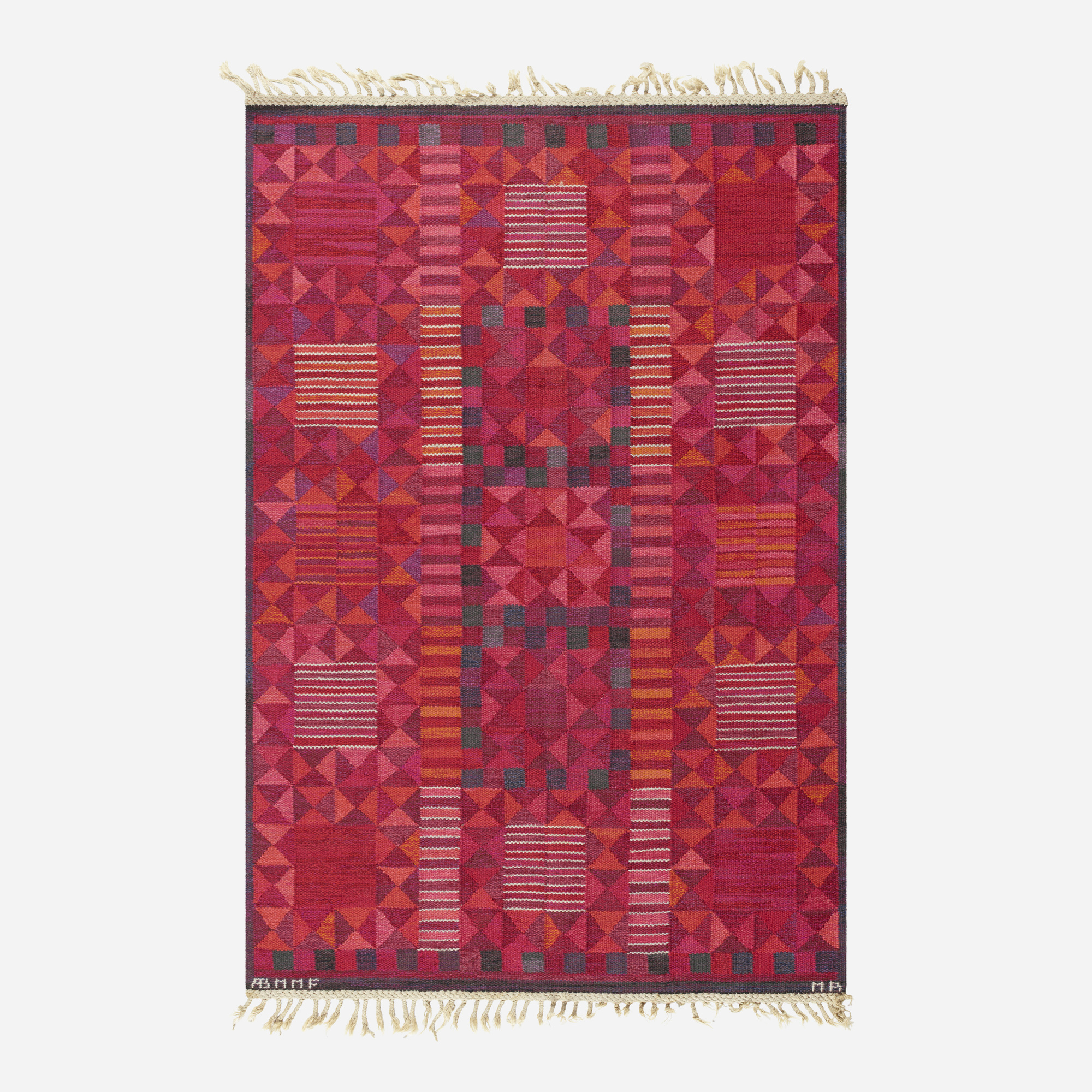 151: Marianne Richter / Rubirosa flatweave carpet (1 of 3)