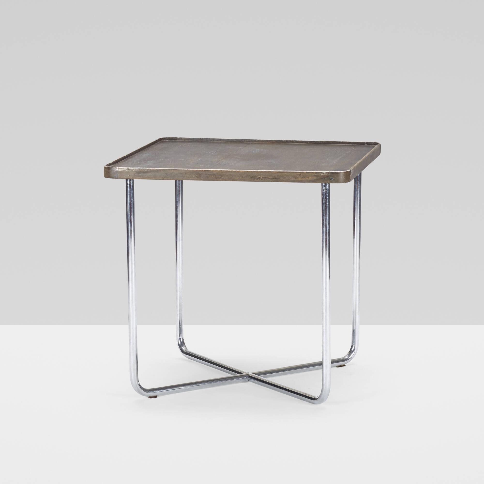 151: Desta Stahlmöbel / occasional table (2 of 3)