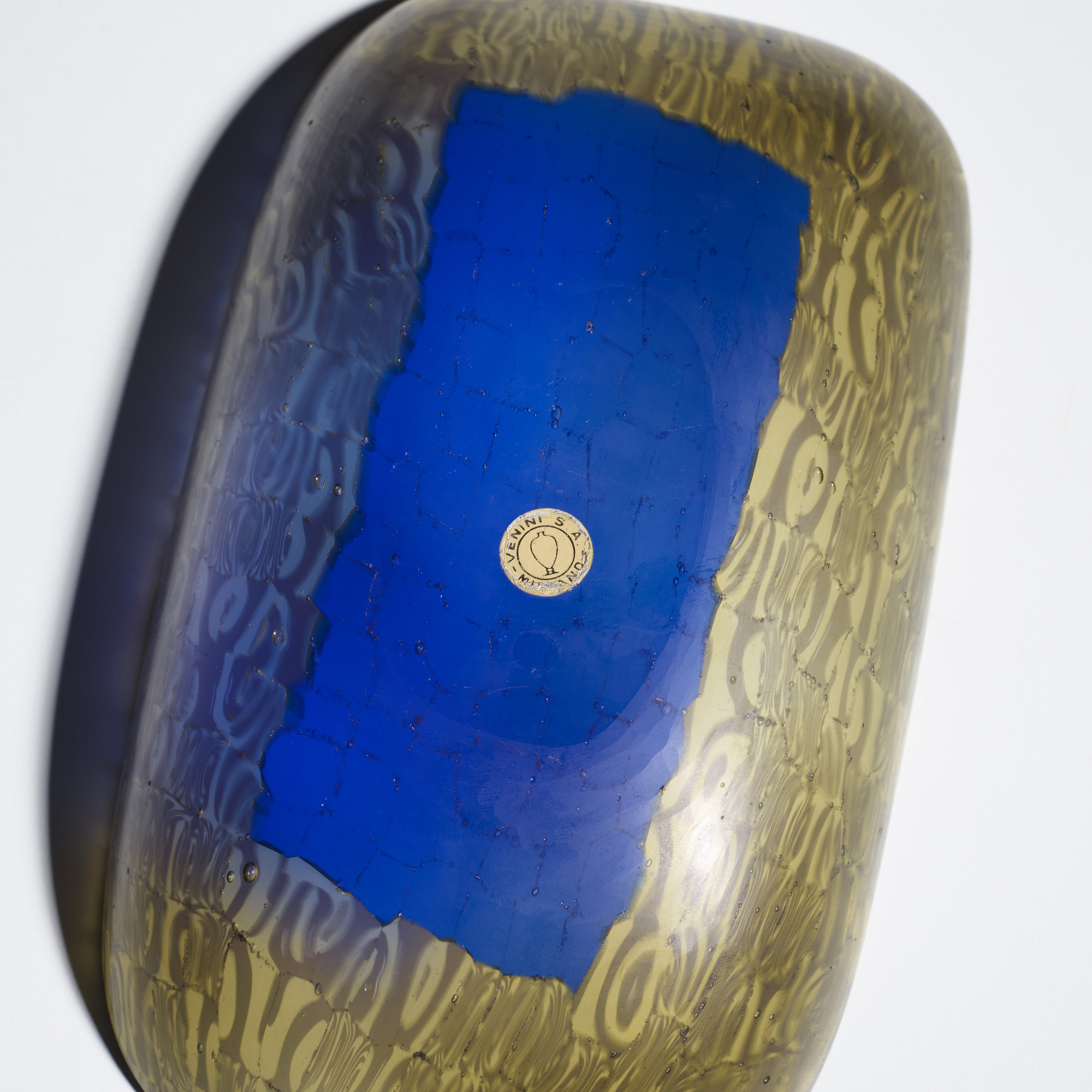 151: Paolo Venini / a Murrine plate, model 4881 (2 of 2)