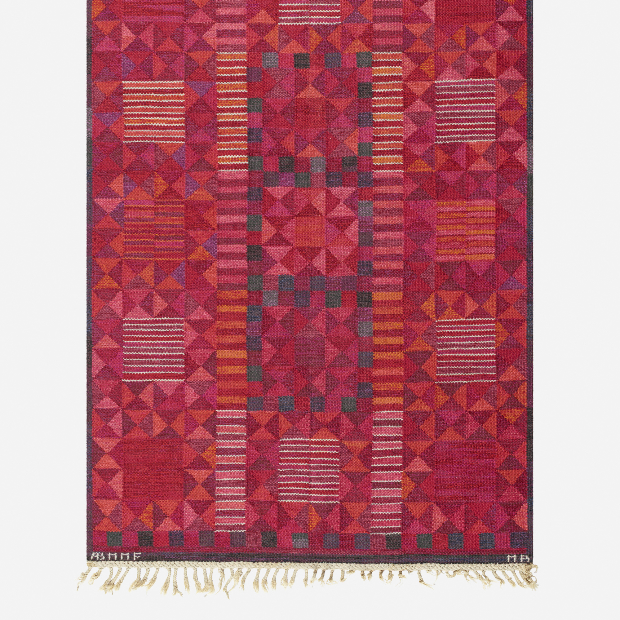 151: Marianne Richter / Rubirosa flatweave carpet (2 of 3)