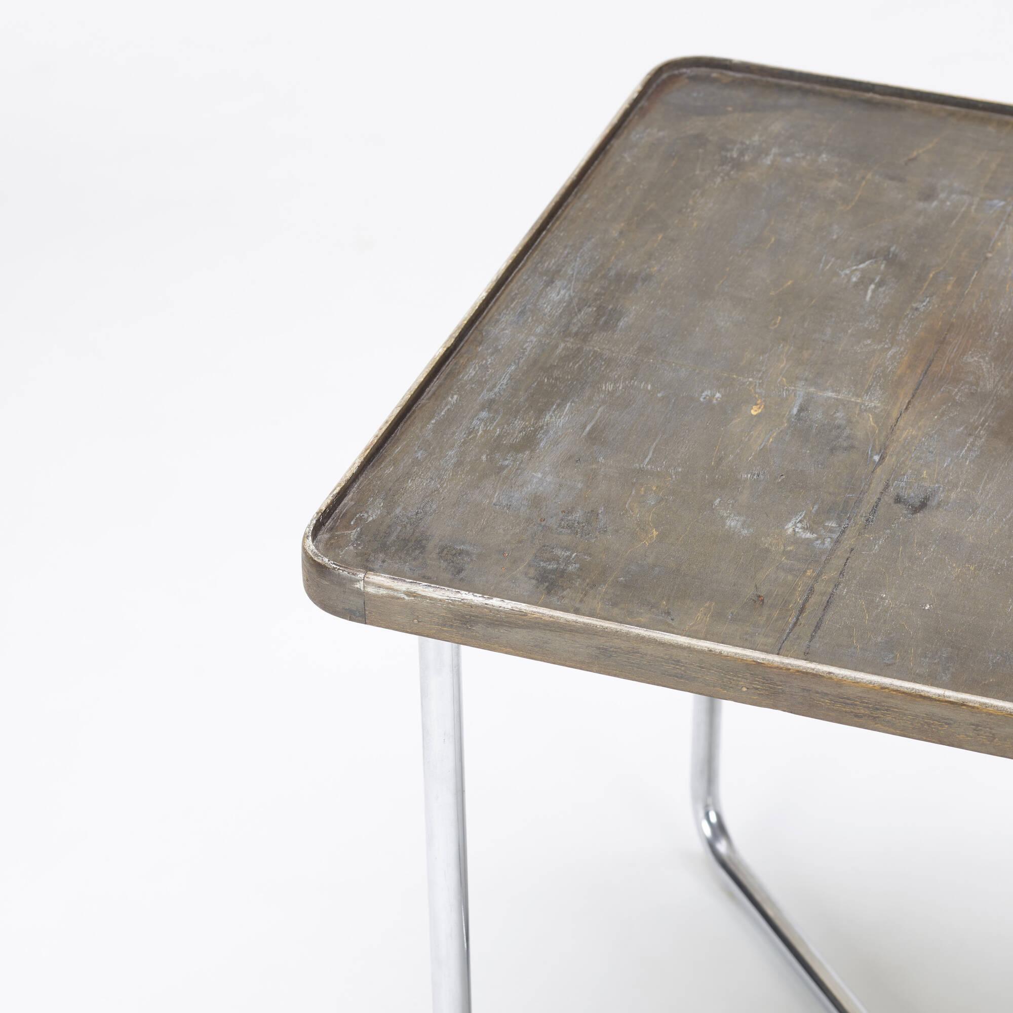 151: Desta Stahlmöbel / occasional table (3 of 3)