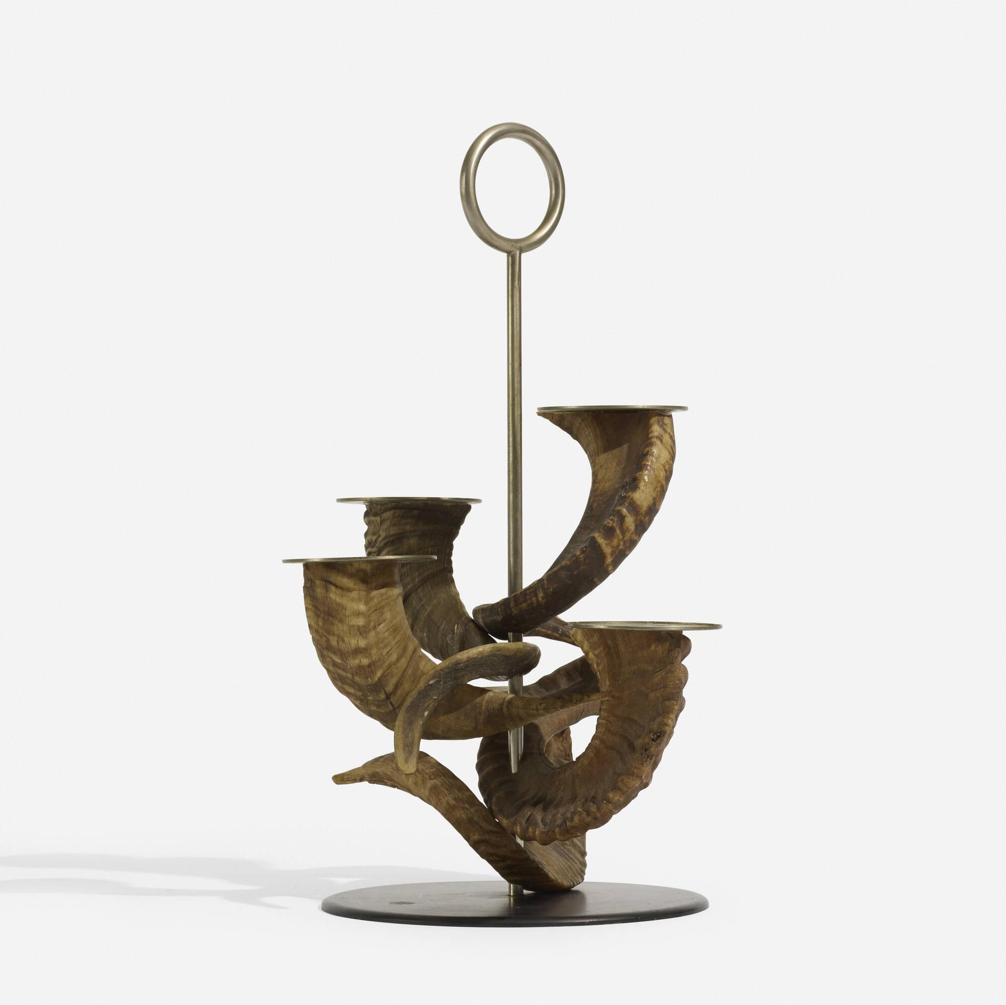 151: Carl Auböck III / candelabrum (3 of 3)