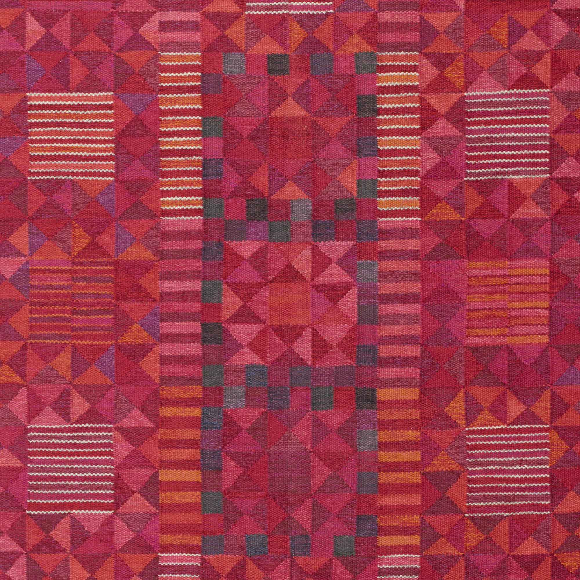 151: Marianne Richter / Rubirosa flatweave carpet (3 of 3)