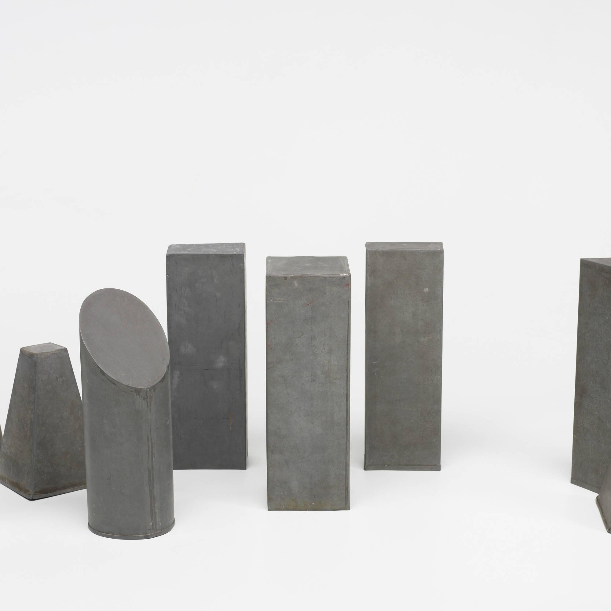 152: Belgian / collection of twelve volume models (2 of 3)