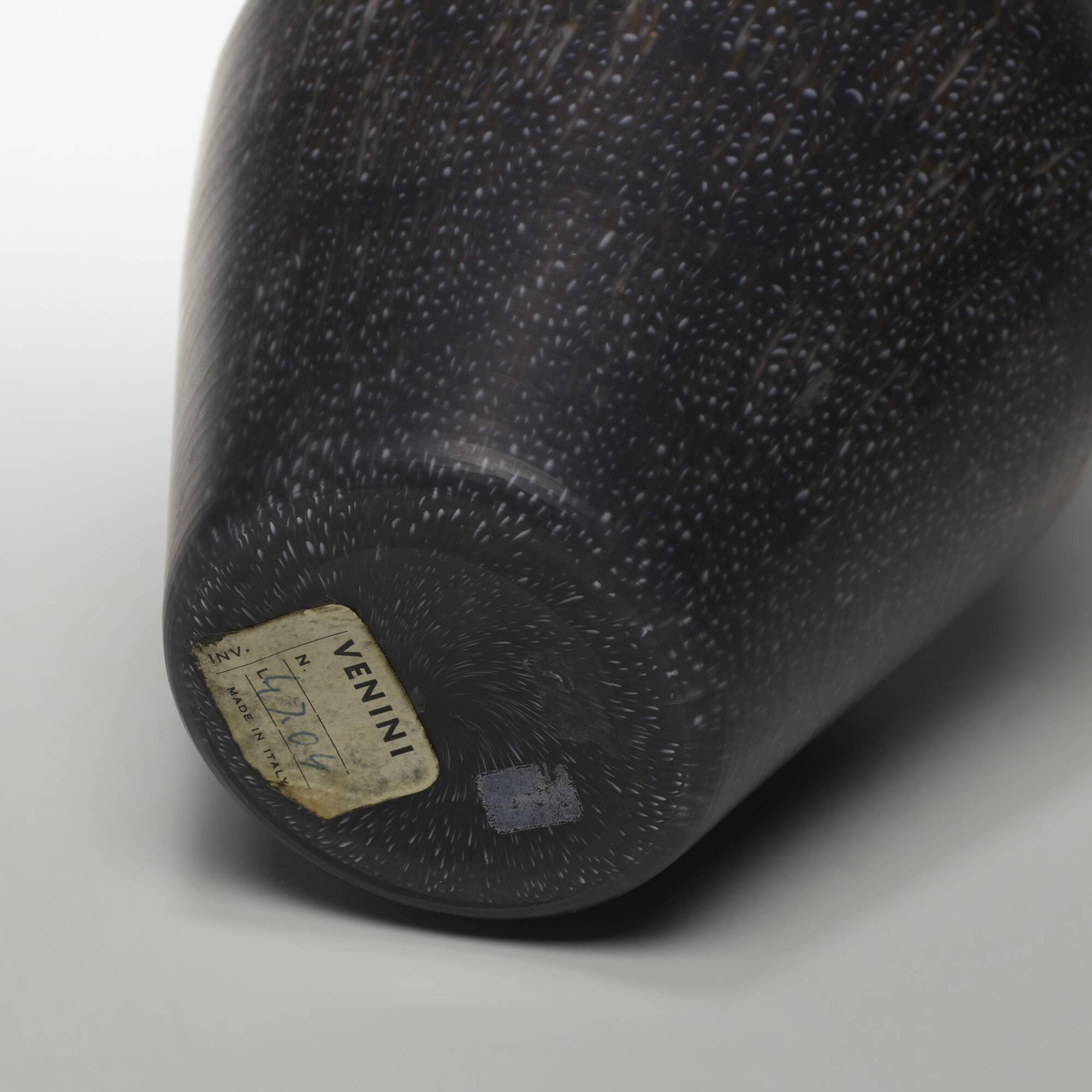 152: Paolo Venini / a Murrine vase, model 4704 (3 of 3)