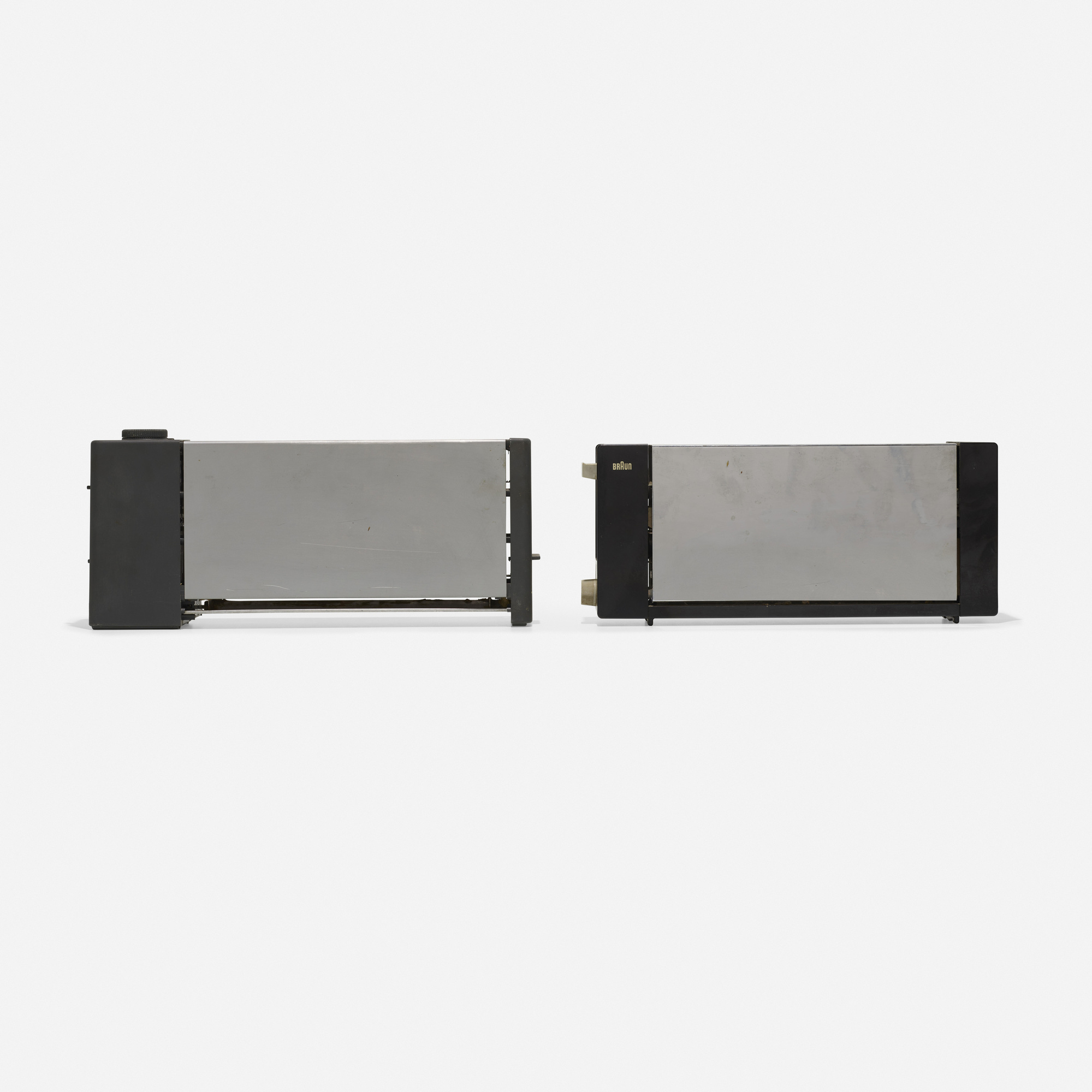 153: Reinhold Weiss / toasters, set of two (1 of 2)