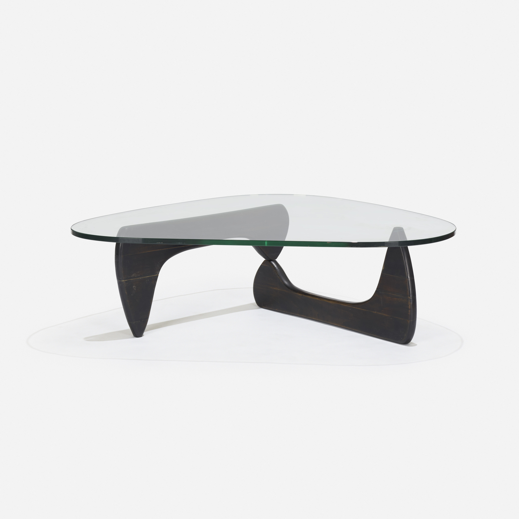 Genial 154: Isamu Noguchi / Coffee Table, Model IN 50 (1 Of 2