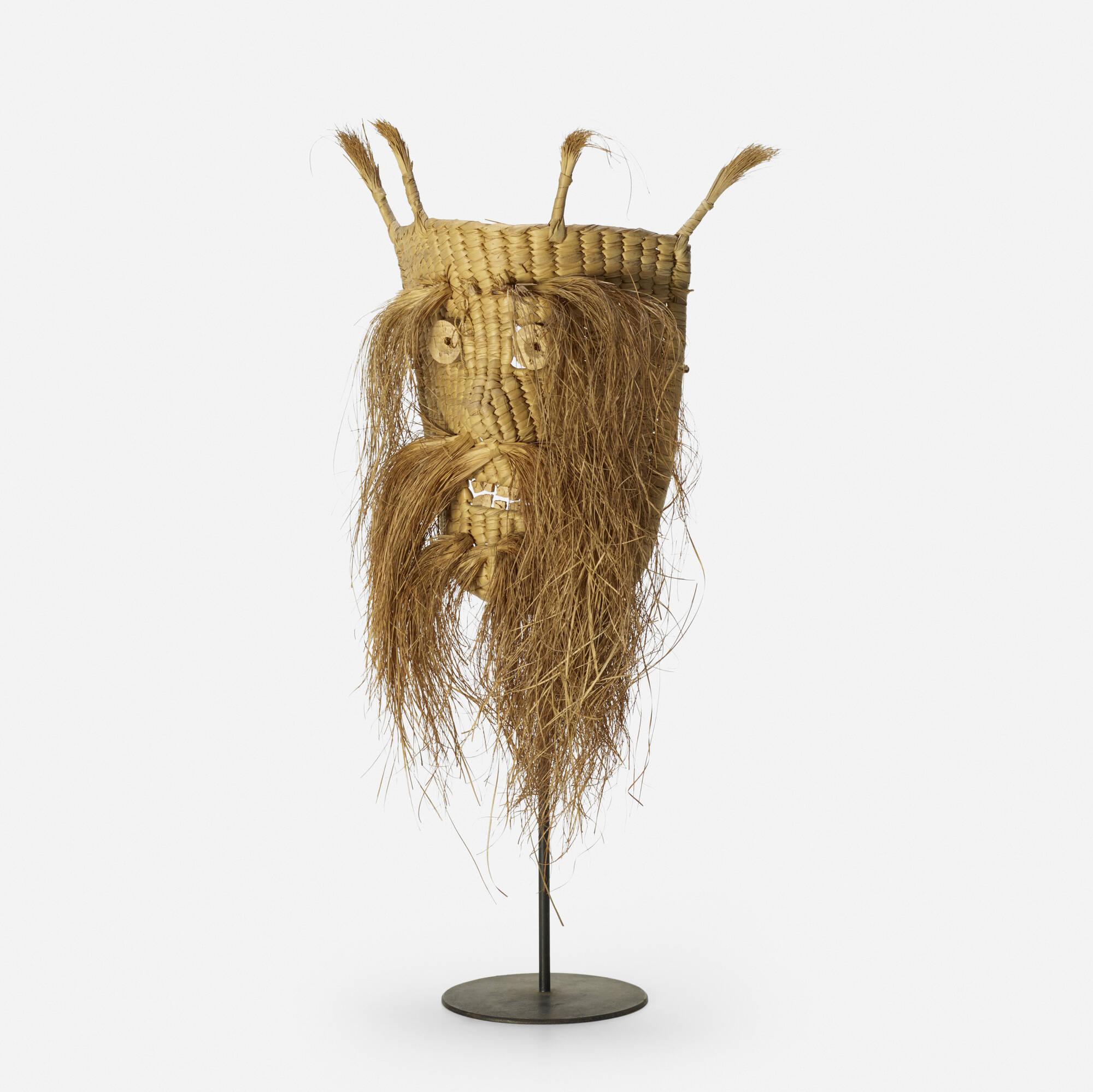 154: Irving Harper / Untitled (Mask) (1 of 2)